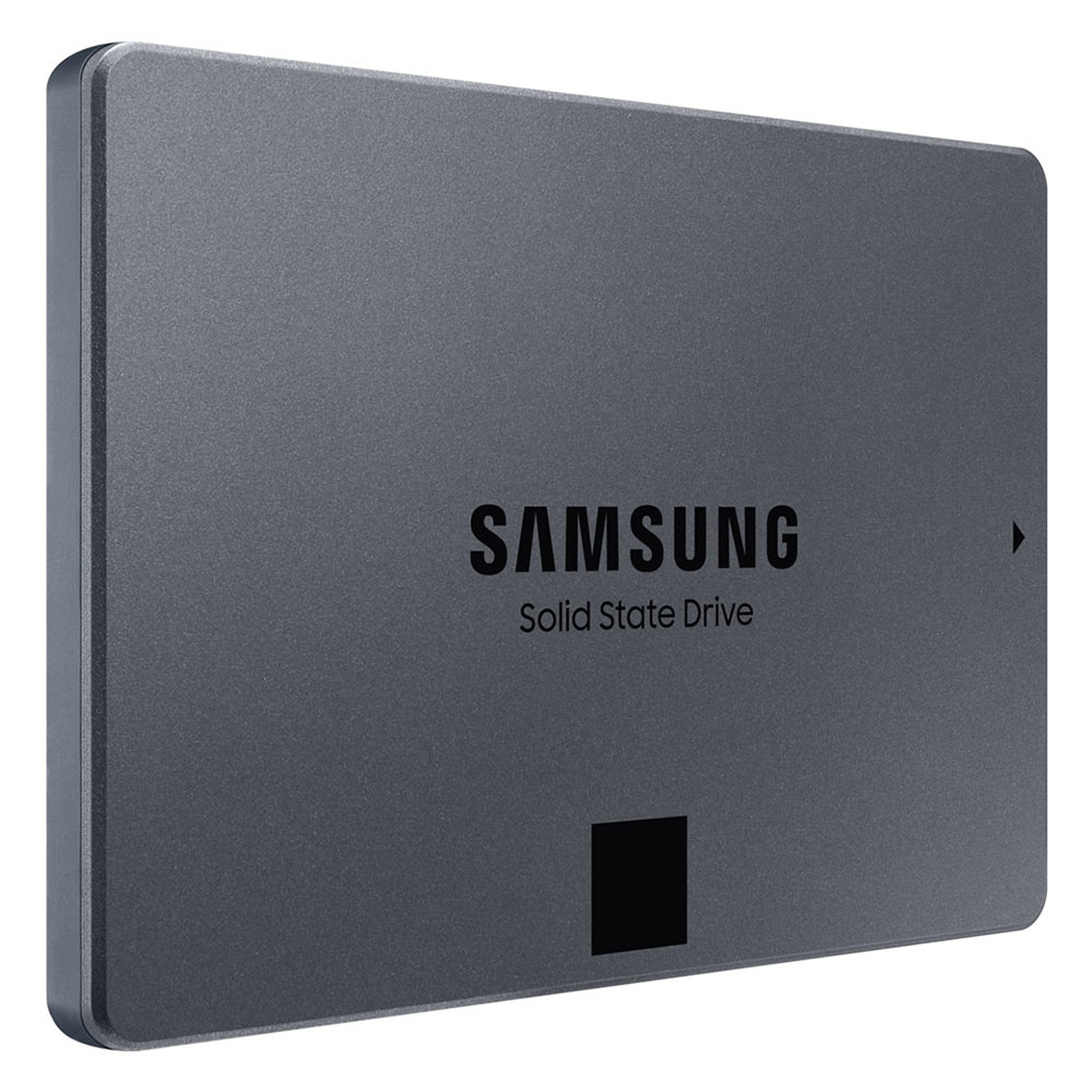 Samsung SSD 870 QVO 2 To
