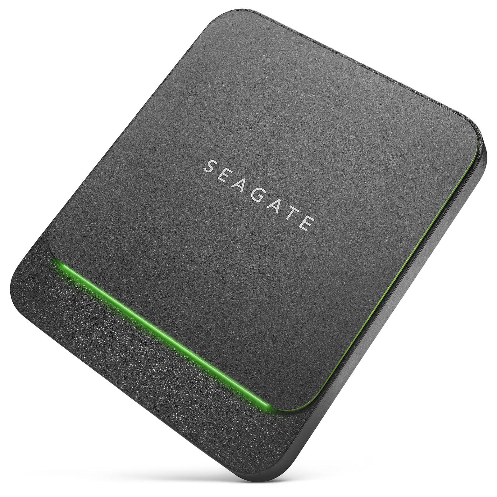 Seagate BarraCuda Fast SSD 2 To - Disque dur externe Seagate Technology sur  LDLC.com