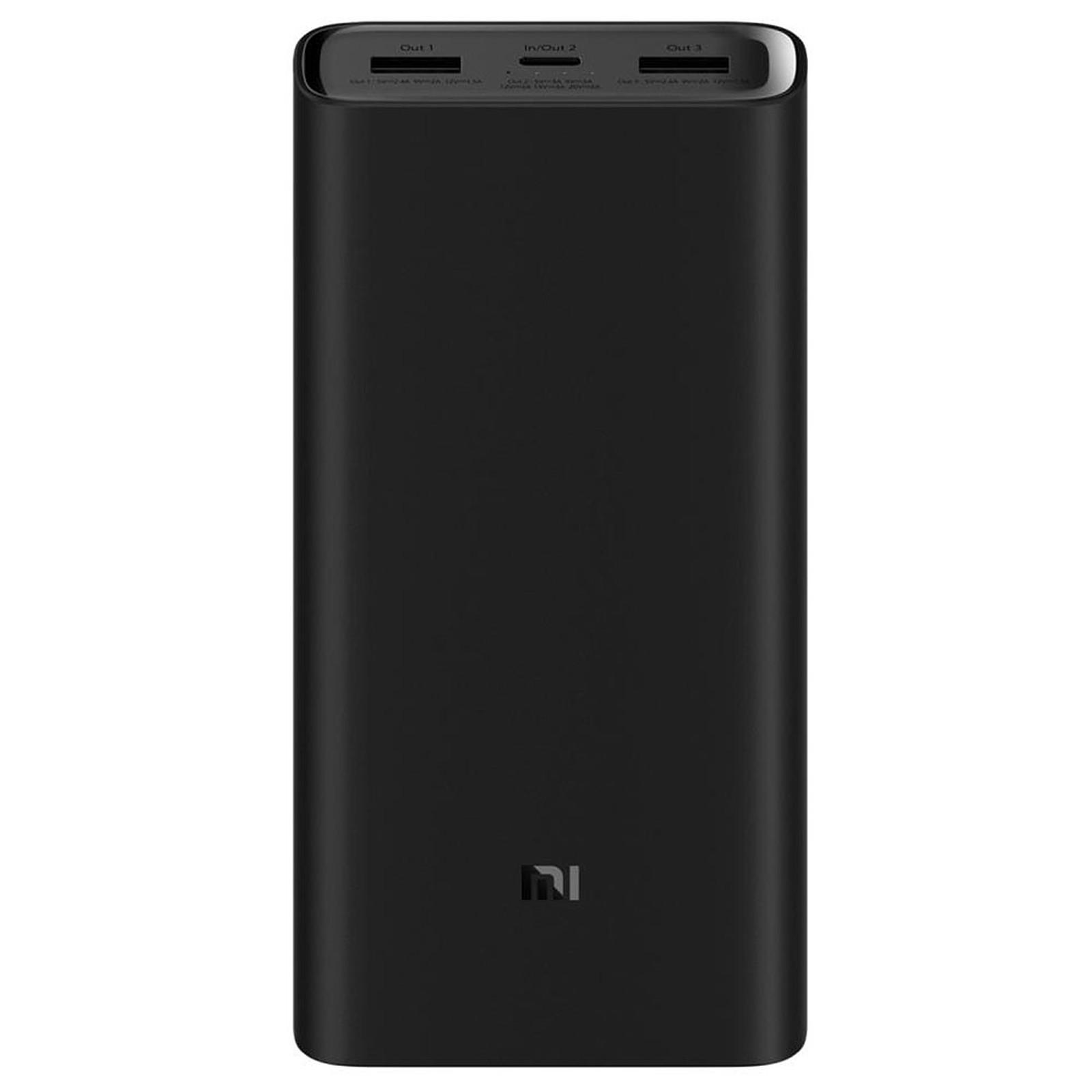 Xiaomi Mi Powerbank 3 Pro Noir