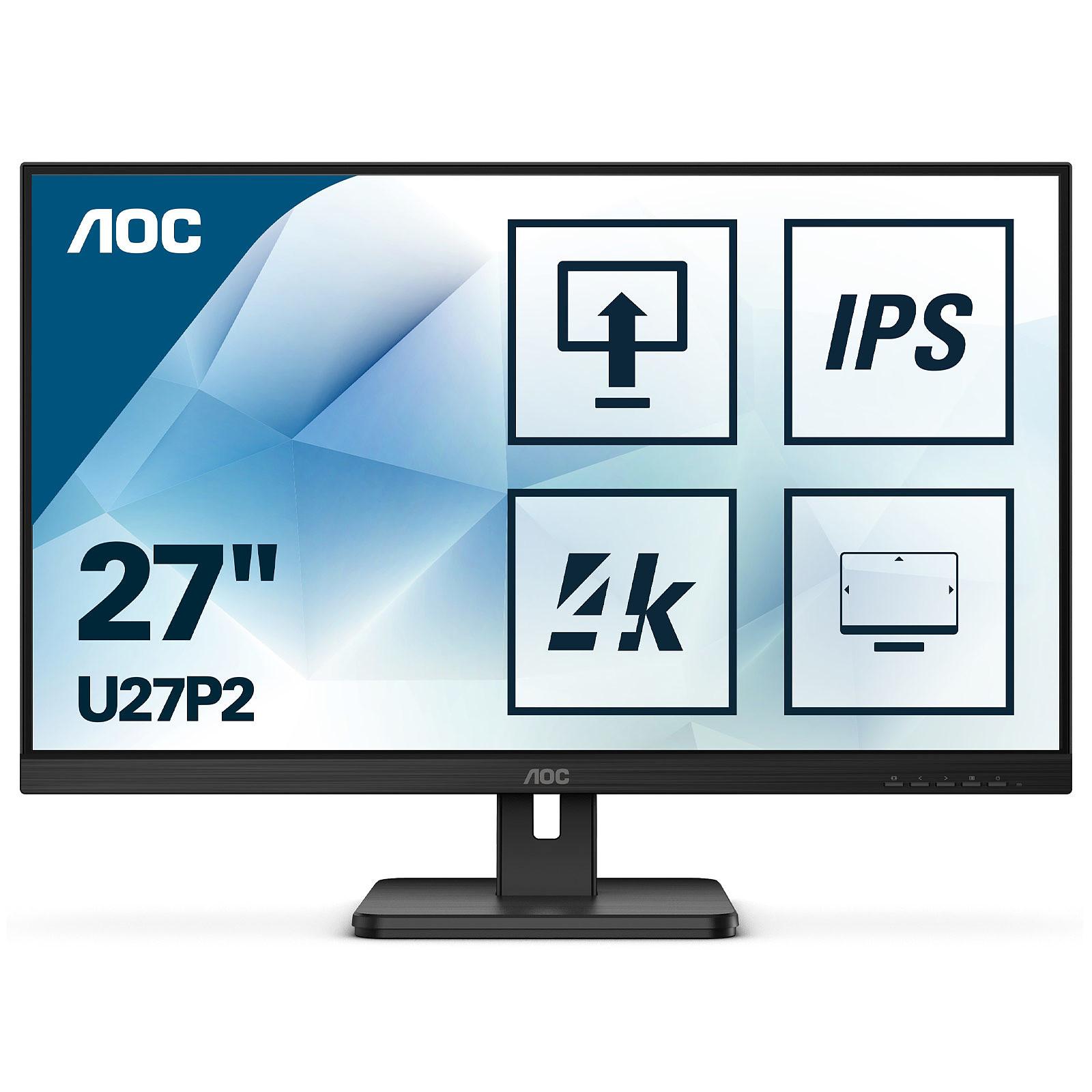"""AOC 27"""" LED - U27P2"""