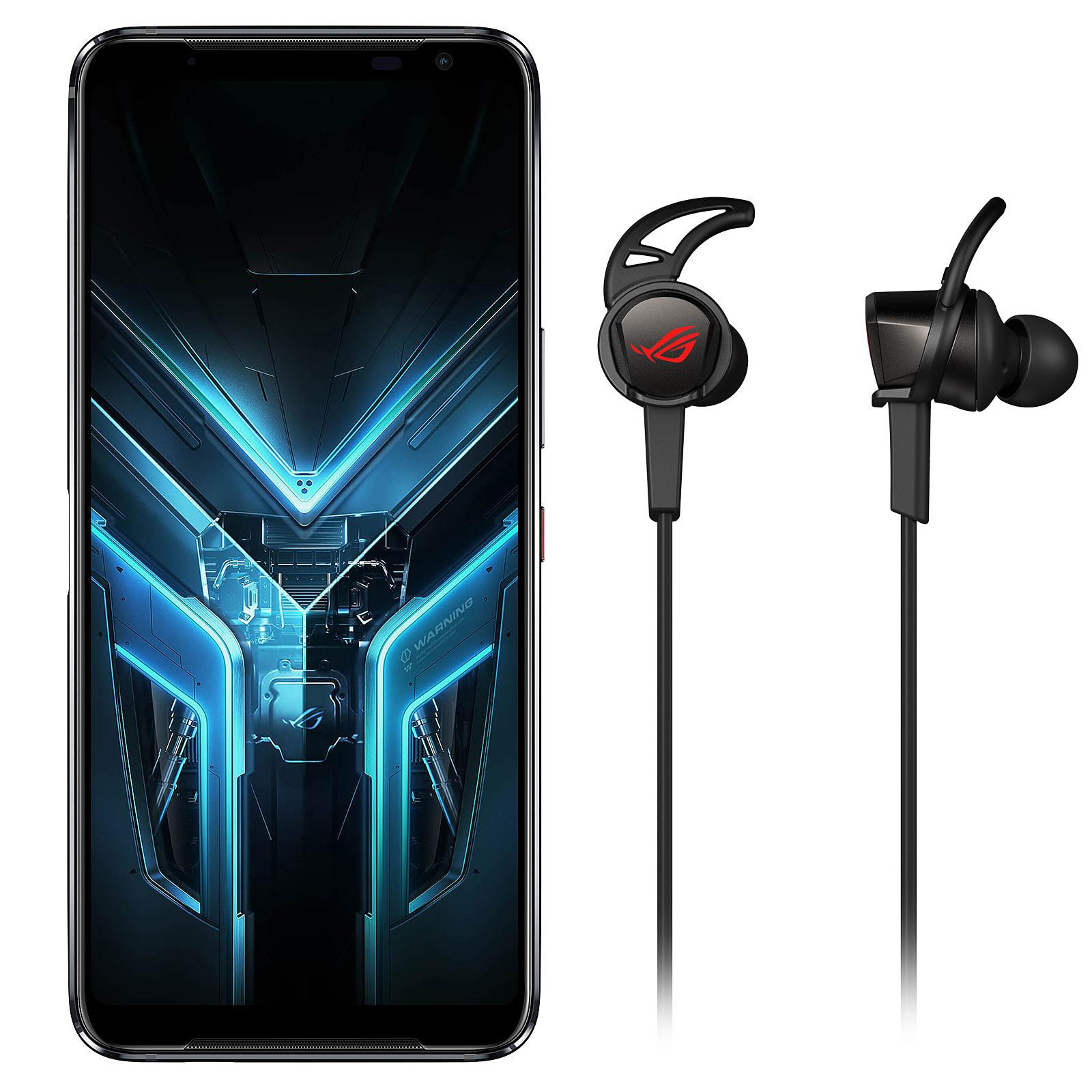 ASUS ROG Phone 3 Noir (12 Go / 512 Go) + ROG Cetra Core