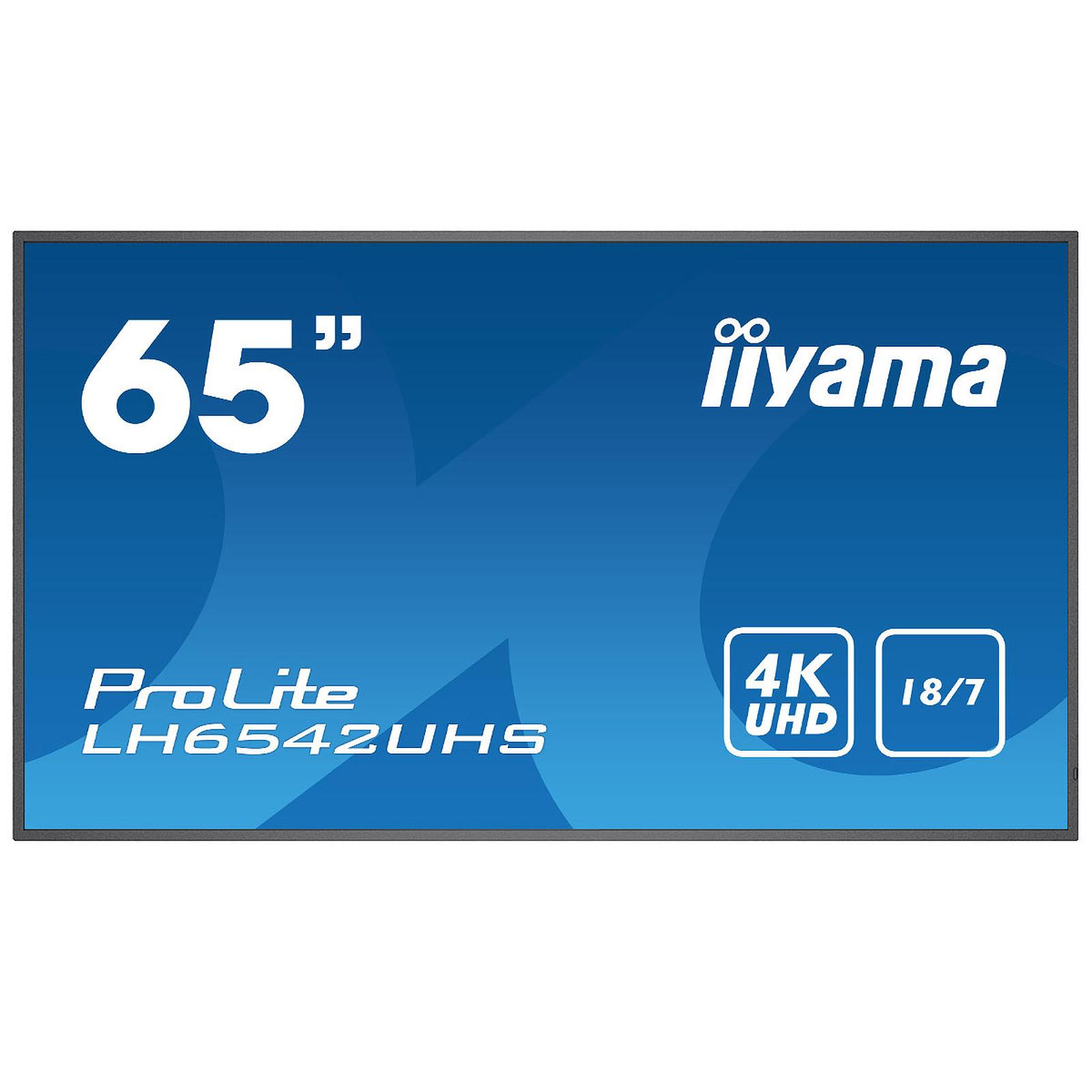 "iiyama 64.5"" LED - ProLite LH6542UHS-B1"