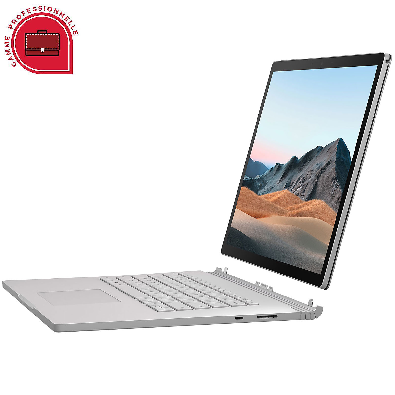 "Microsoft Surface Book 3 13.5"" for Business - i7-1065G7 - 32 Go - 512 Go"