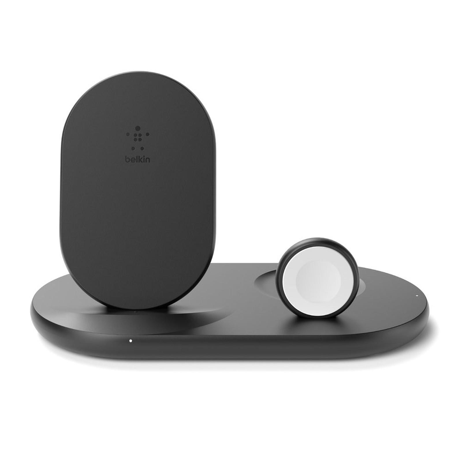 Belkin Station de recharge Boost Charge pour appareils Apple (Noir)