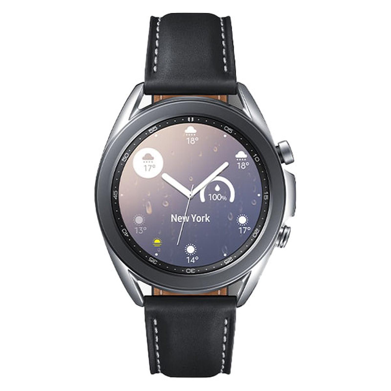 Reloj Smartwatch Samsung Galaxy 3 4G (41 mm / Plata)