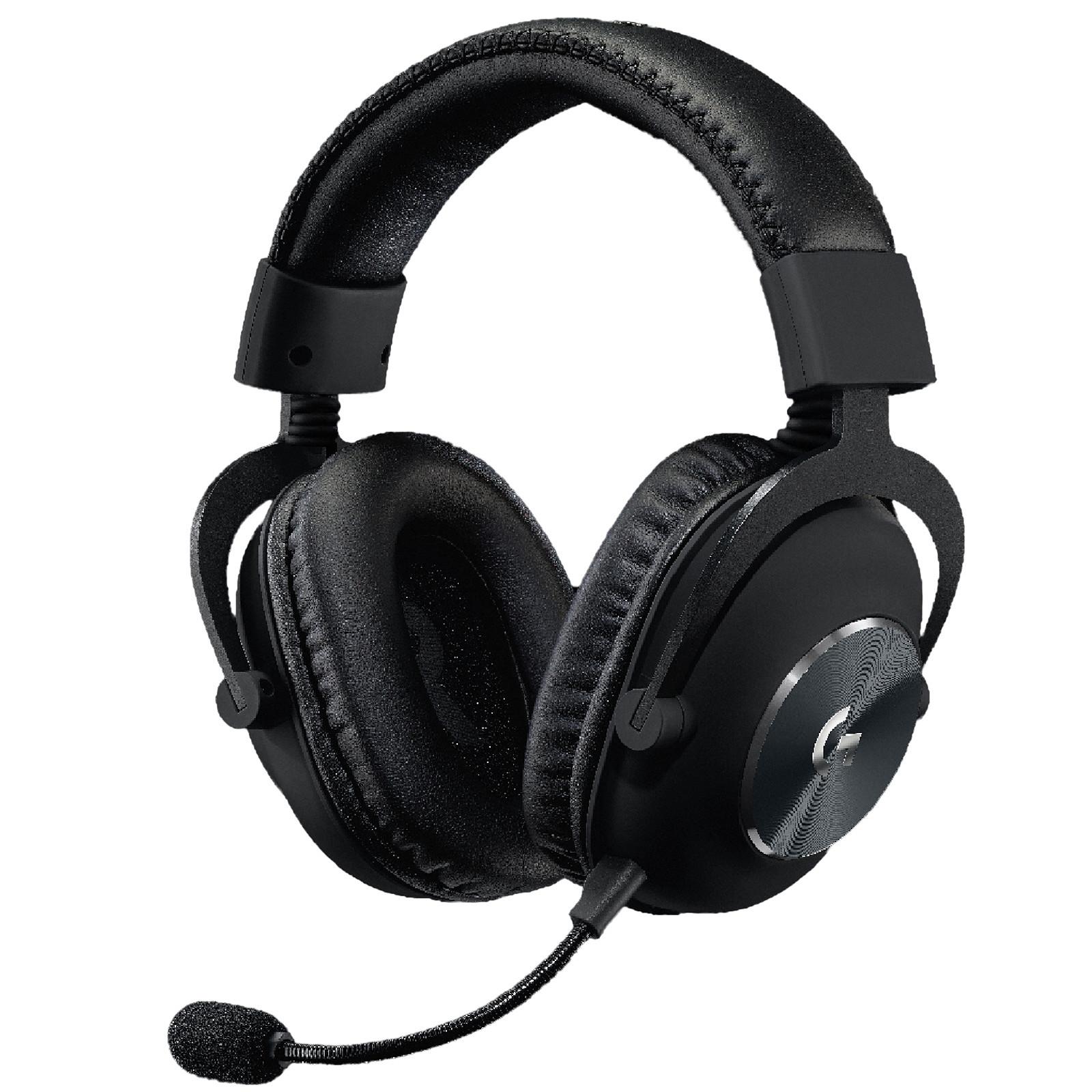 Descripción Logitech G Pro X Lightspeed Auriculares Gaming Inalámbricos