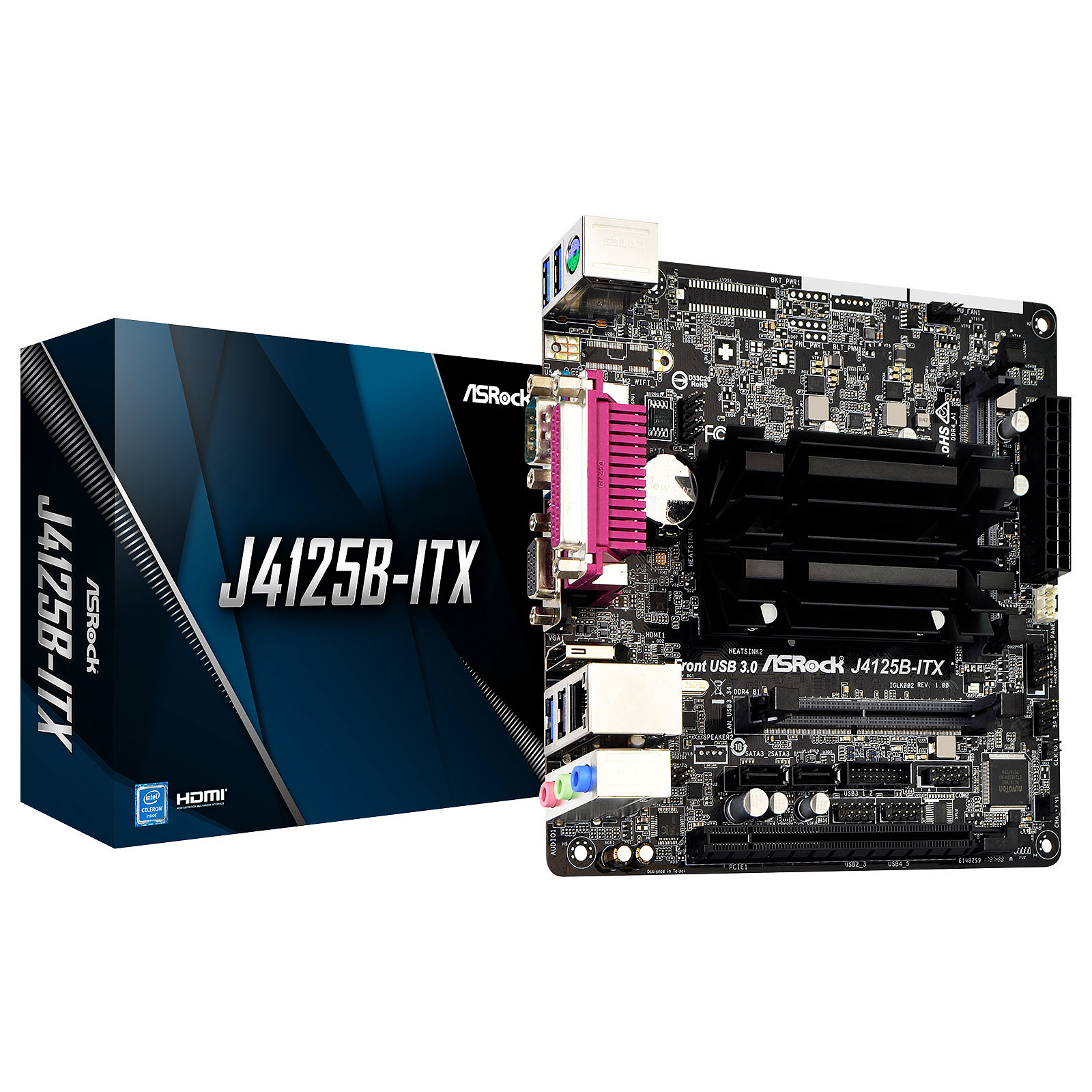 ASRock J4125B-ITX