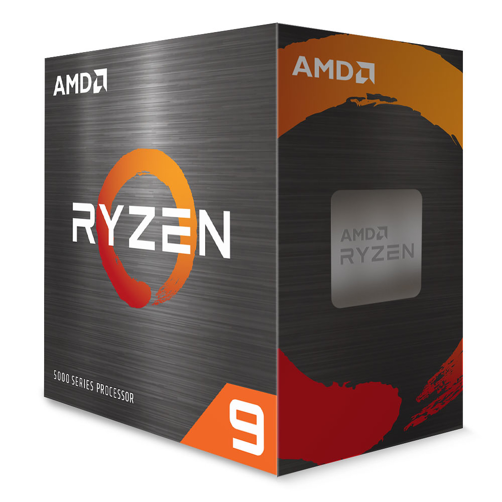 Procesador Amd Ryzen R9 5950X 3 4 16Core Am4 No Fan