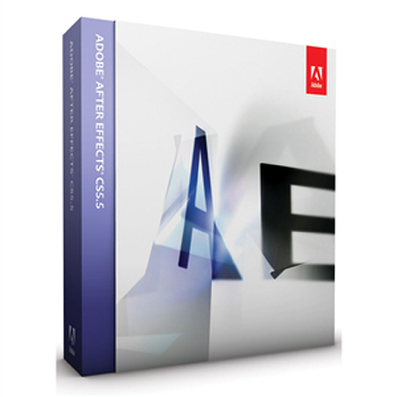 Adobe After Effects CS5.5 Windows