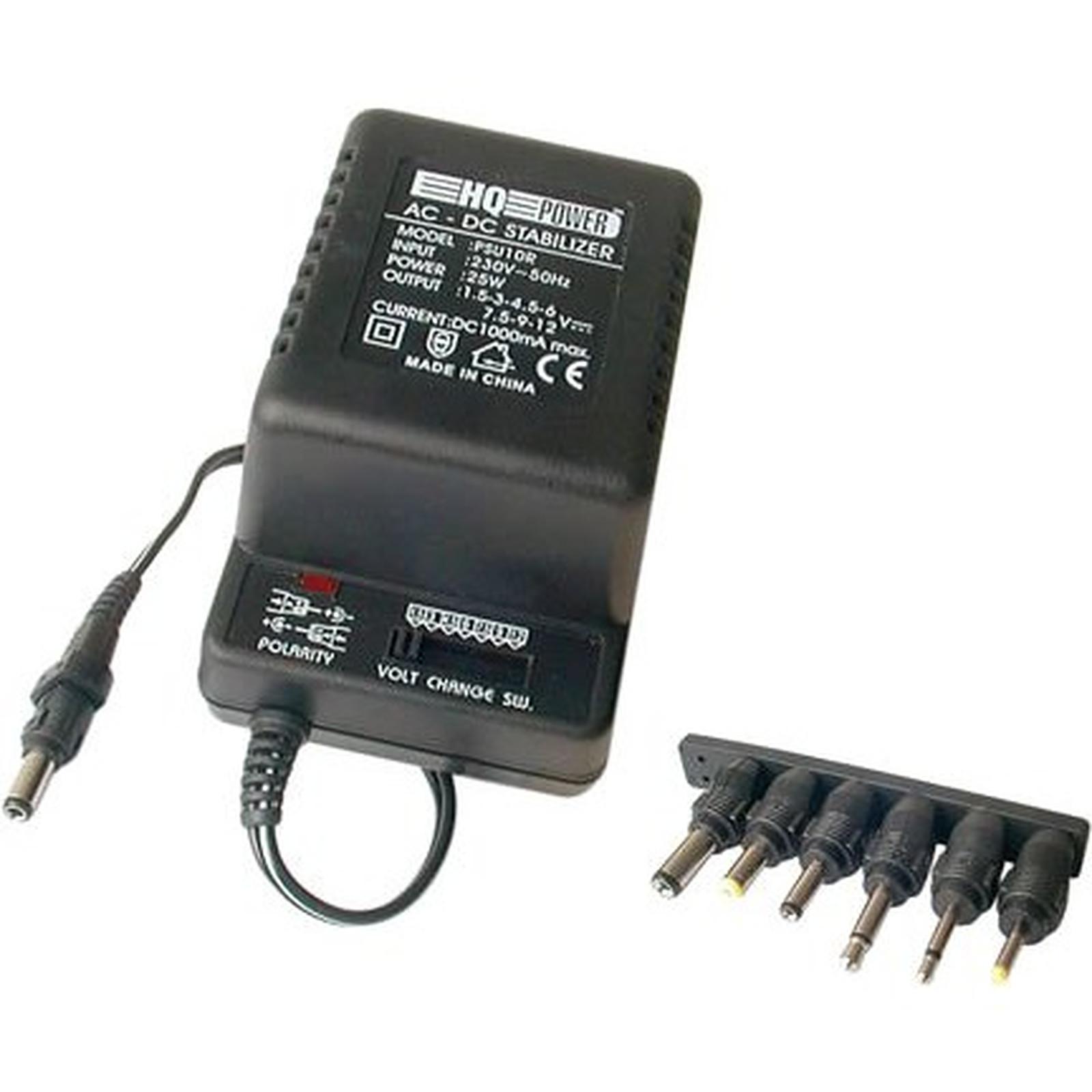 Transformateur d'alimentation secteur 3V-12V 1A