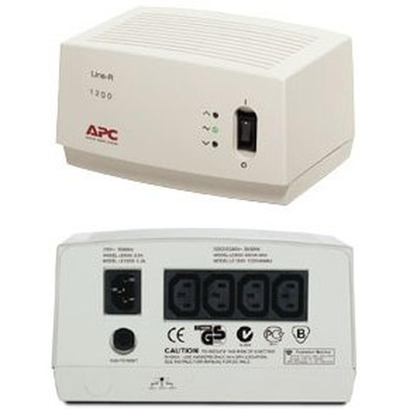 Automatic 1200va Line R Voltage Regulator Apc XkZuOPi