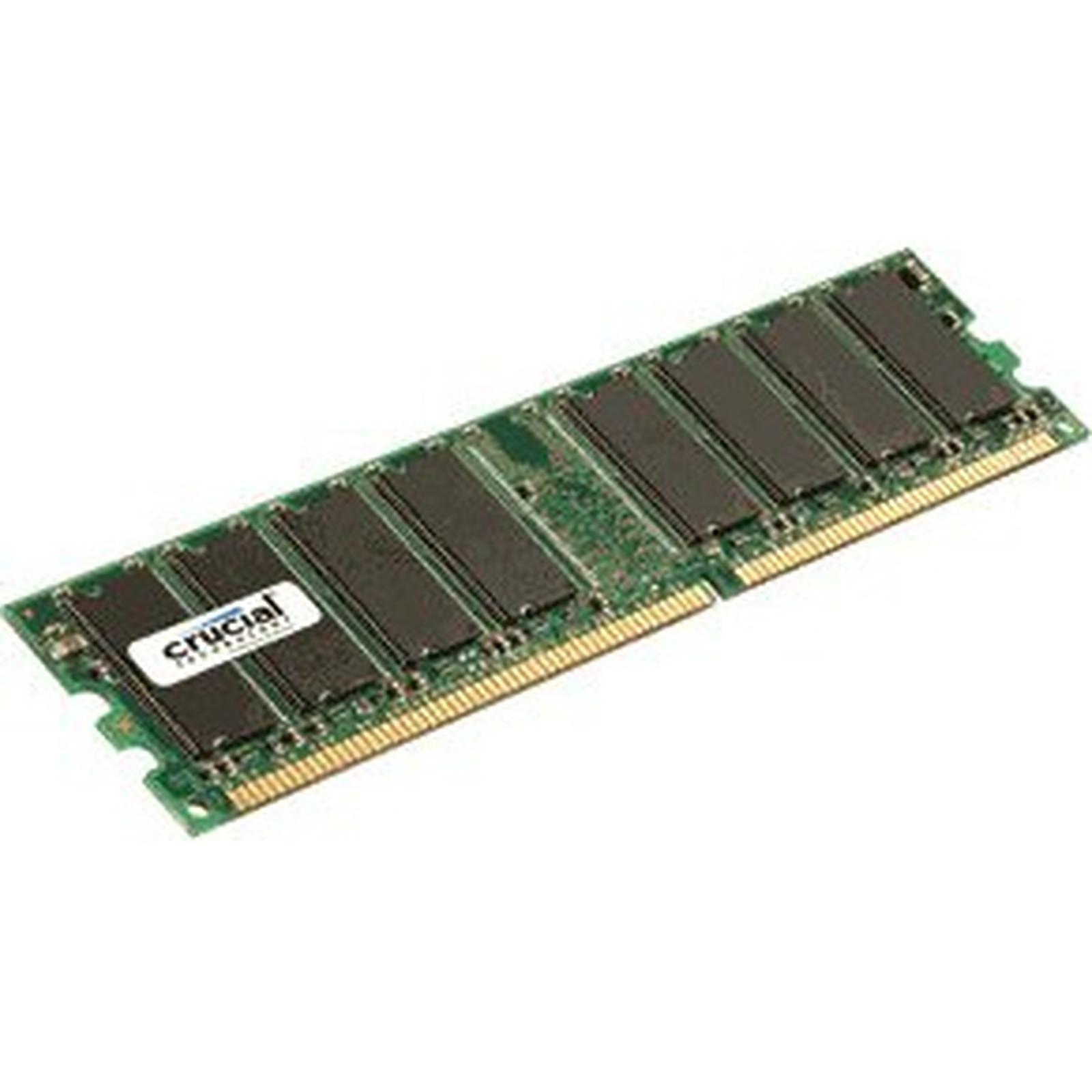 Crucial DDR 1 Go 400 MHz