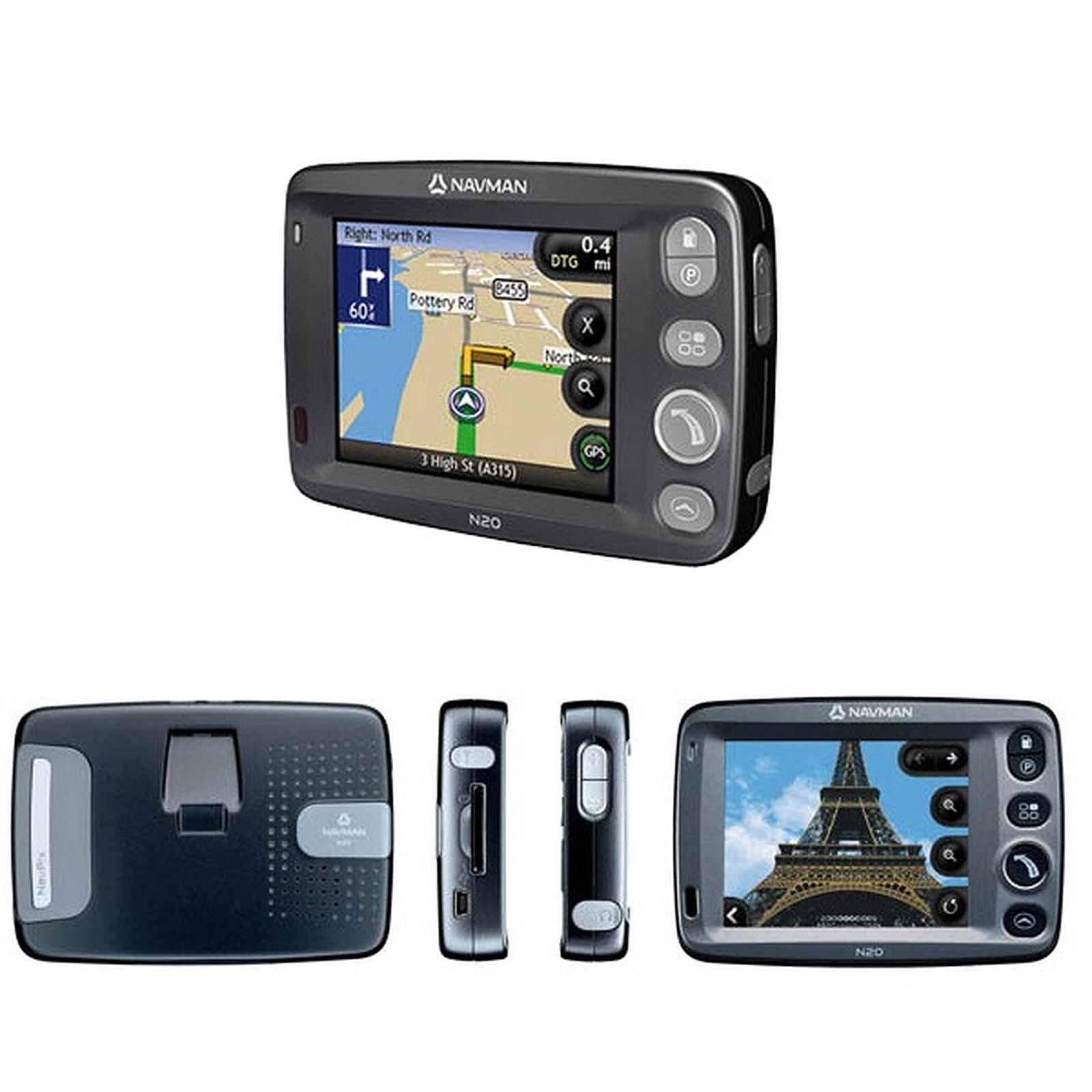 FRANCE TÉLÉCHARGER GPS DE CARTE NAVMAN POUR