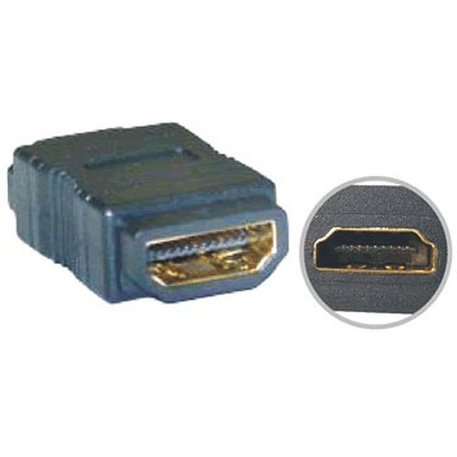 LDLC - Adaptateur HDMI 19 broches Femelle - Femelle