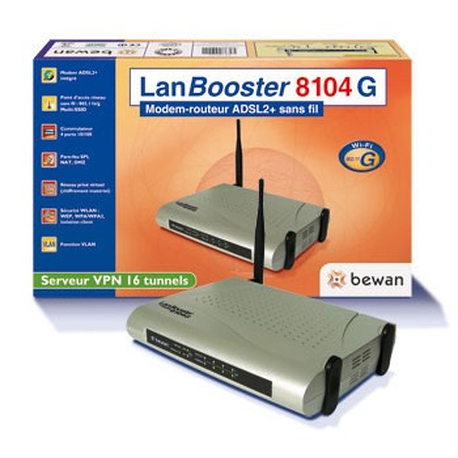 Bewan 700 ADSL2+ Drivers Windows 7