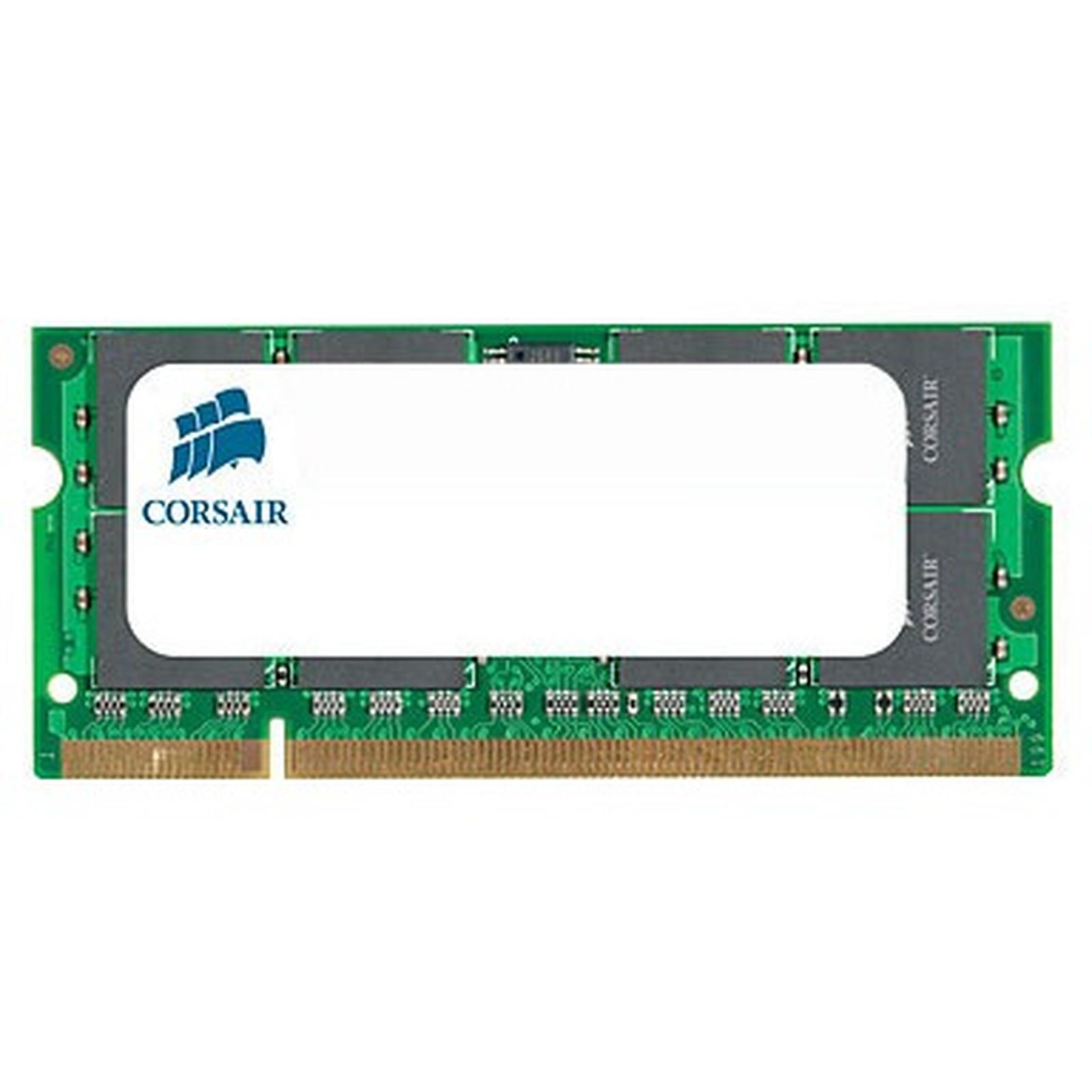 Corsair Value Select SO-DIMM 2 Go DDR2 667 MHz