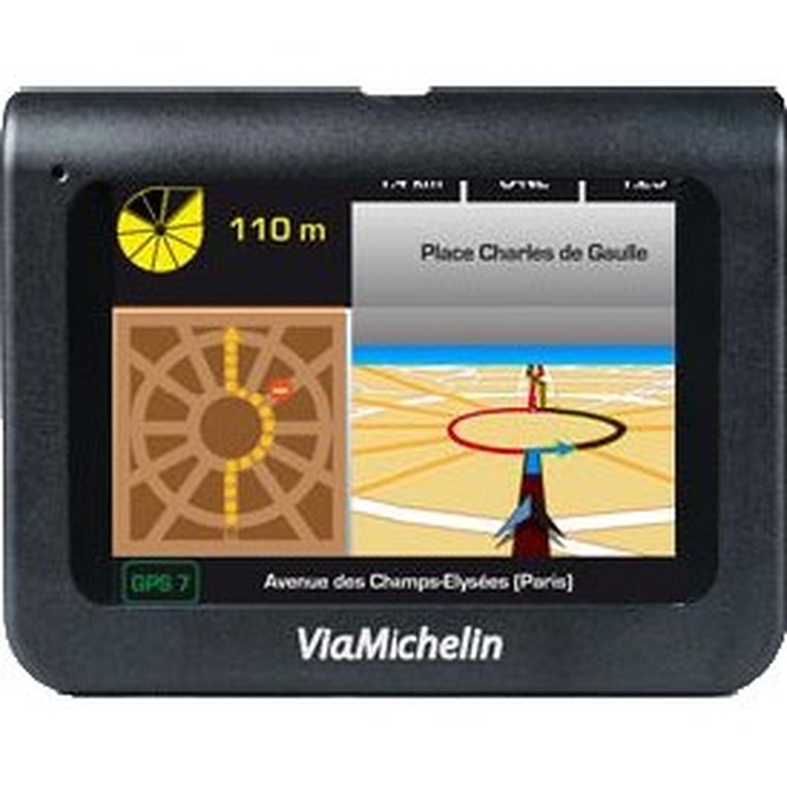 VIAMICHELIN GPS X960 LOGICIEL TÉLÉCHARGER