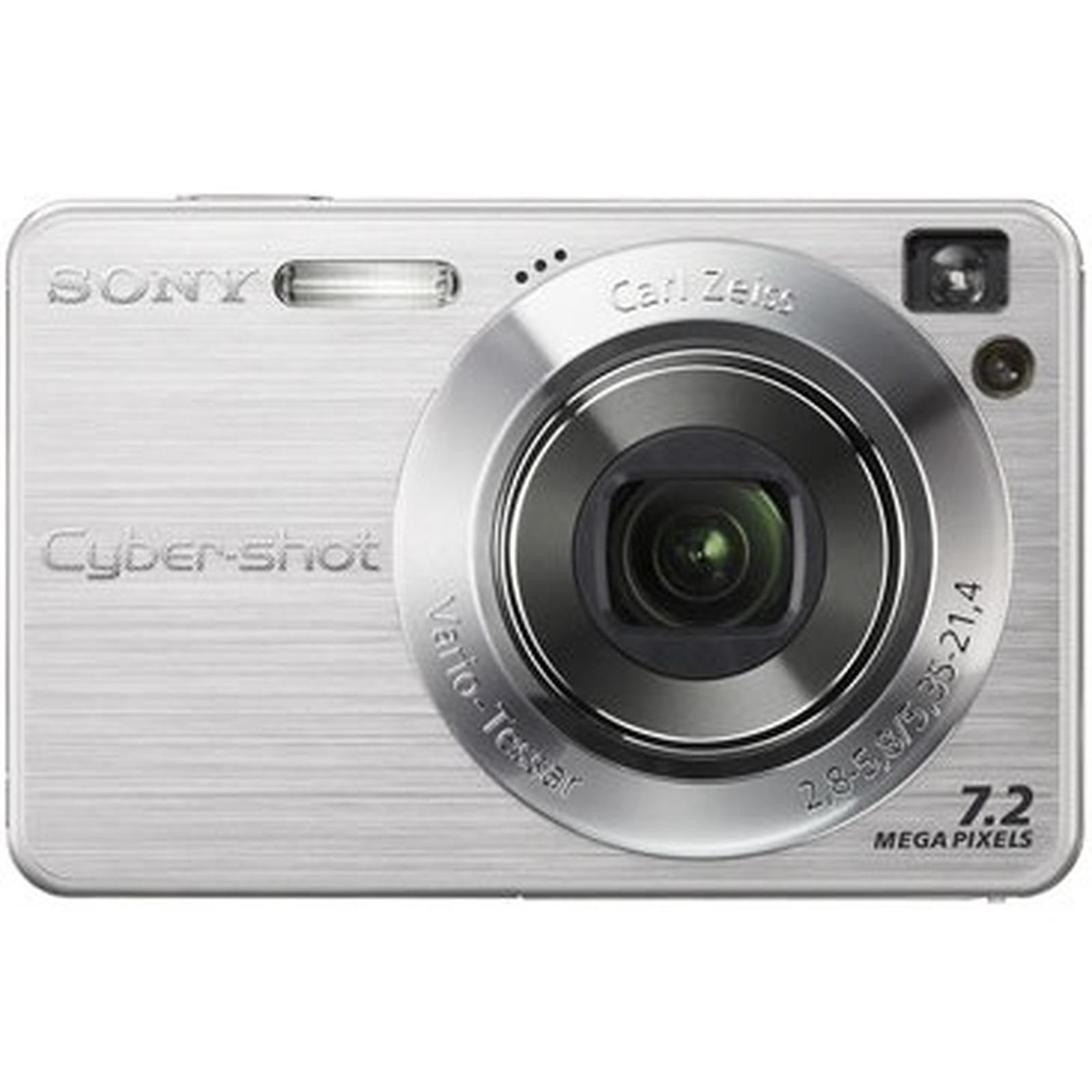 Sony CyberShot DSC-W120
