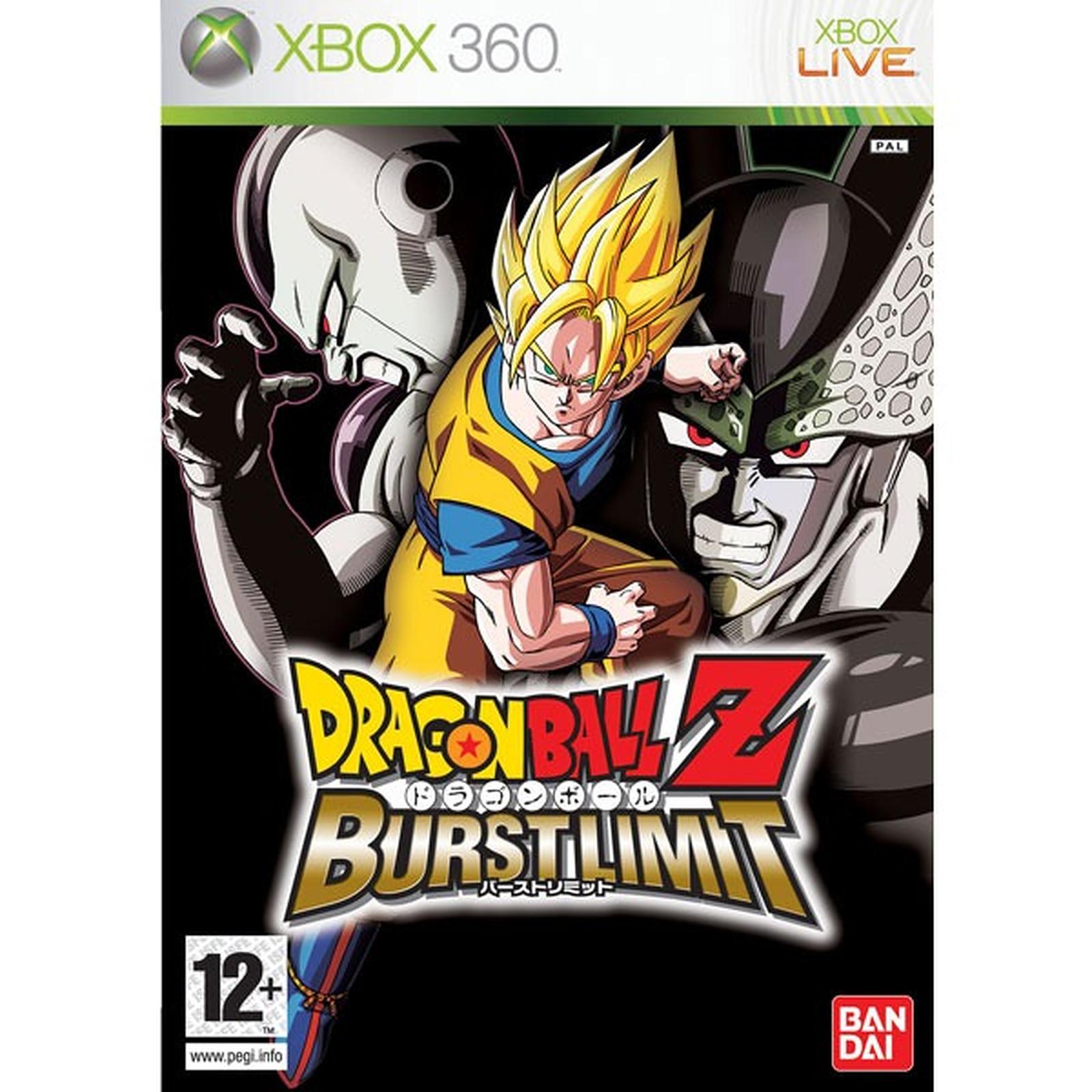 Dragon Ball Z : Burst Limit (Xbox 360)