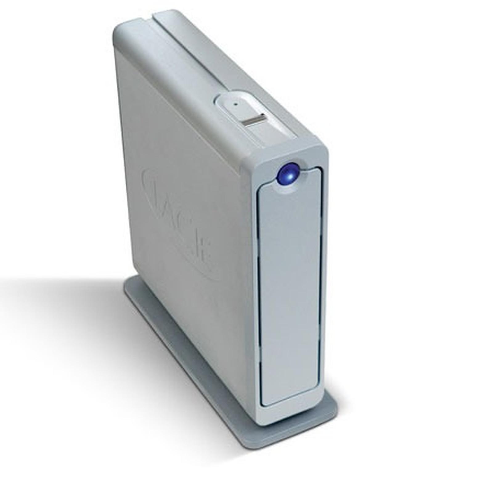 LaCie d2 SAFE Hard Drive 1 To (USB 2.0, FireWire 400 et FireWire 800 ...