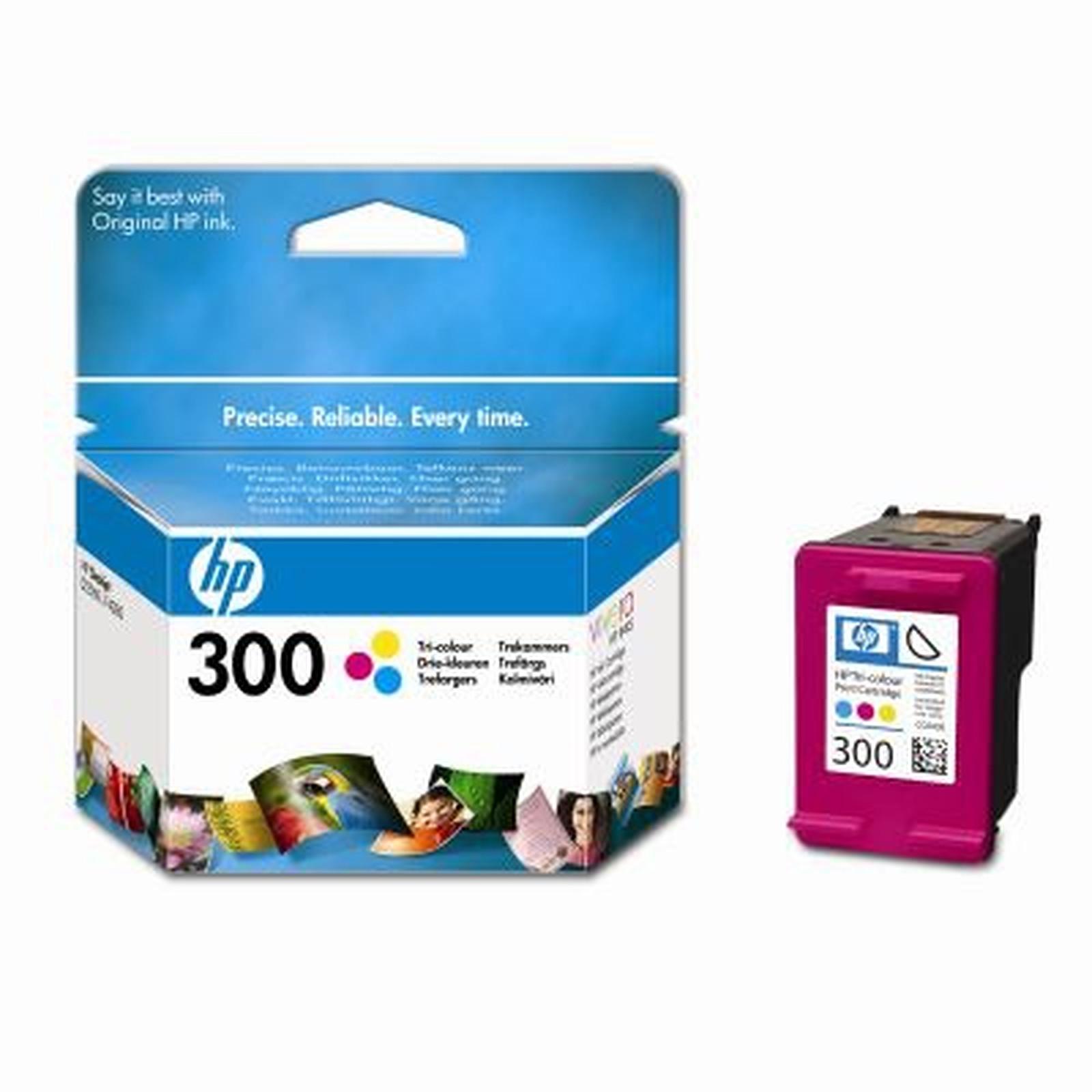 HP 300 - CC643EE