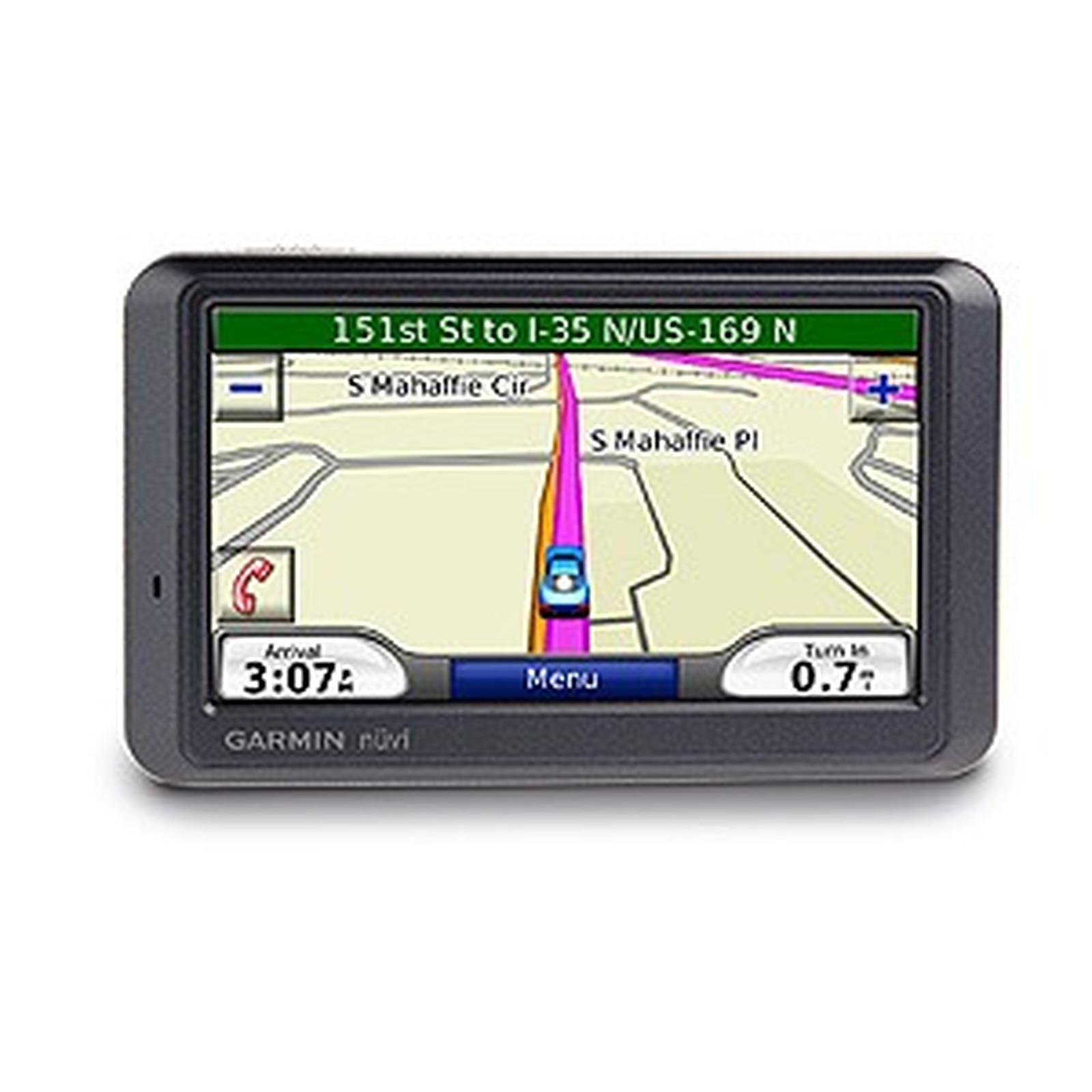 gamme exclusive large choix de designs haute couture Garmin nüvi 760 - Solution GPS autonome (Carte Europe) - GPS ...