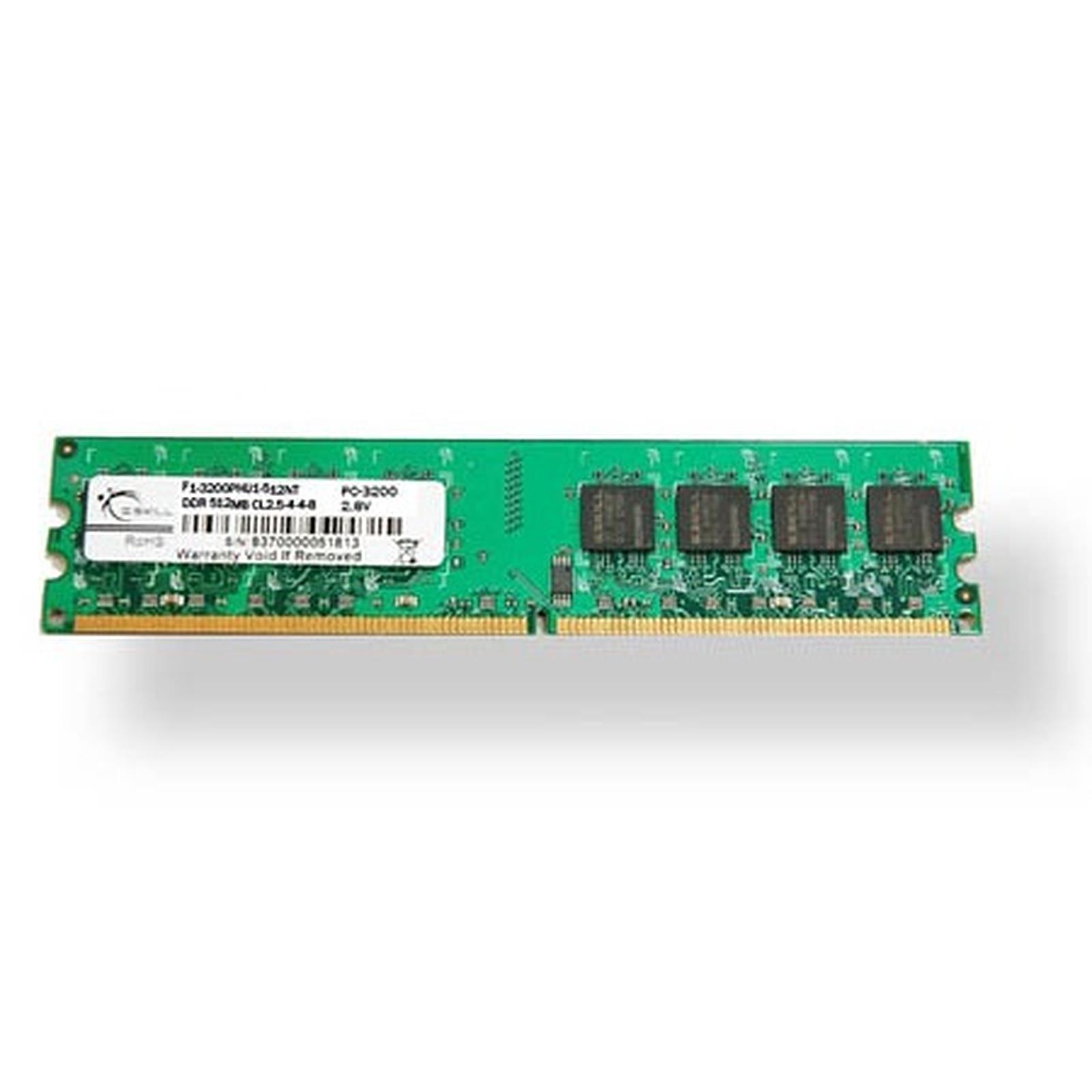 G.Skill NT Series 2 Go DDR3 1333 MHz