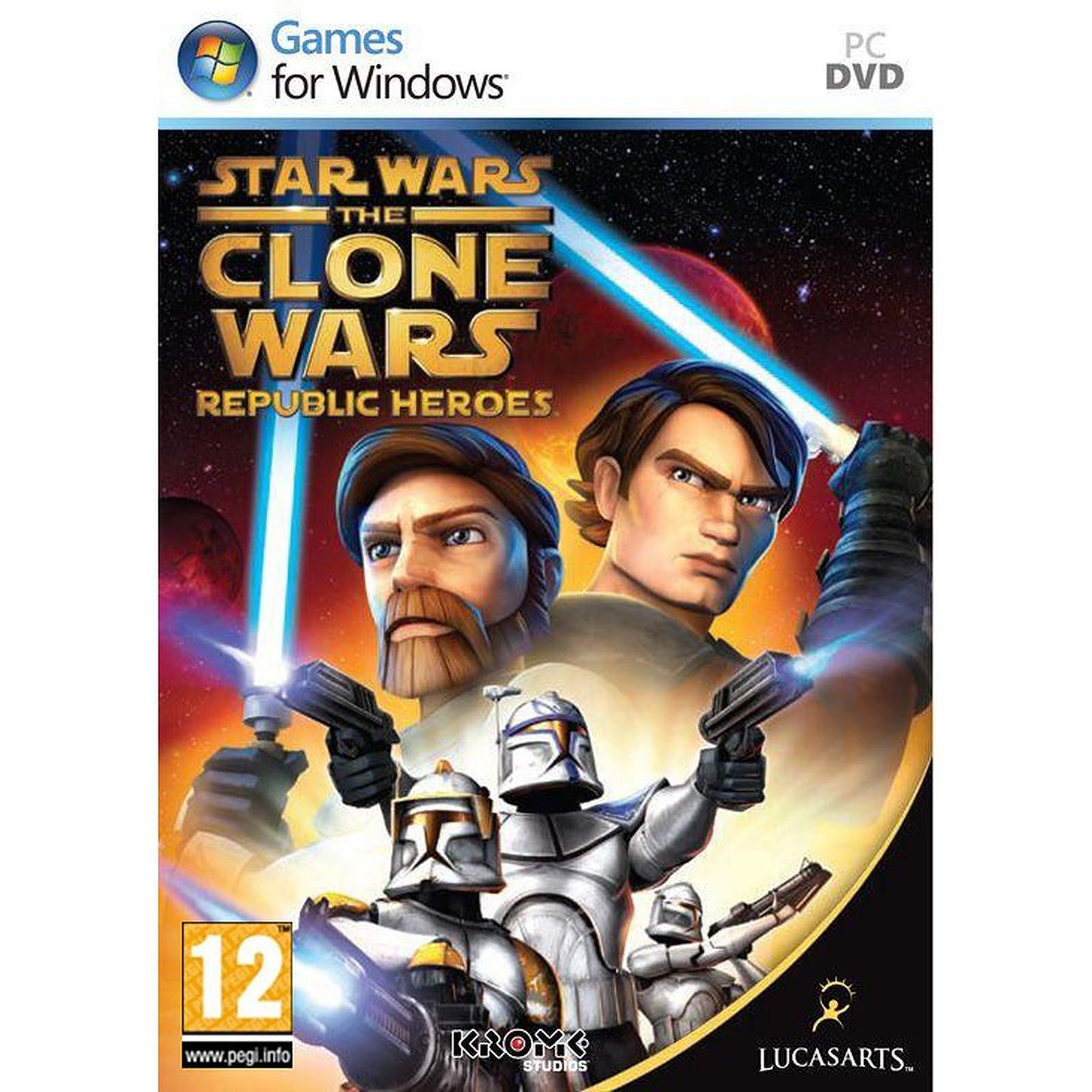Star Wars The Clone Wars : Les héros de la République (PC)