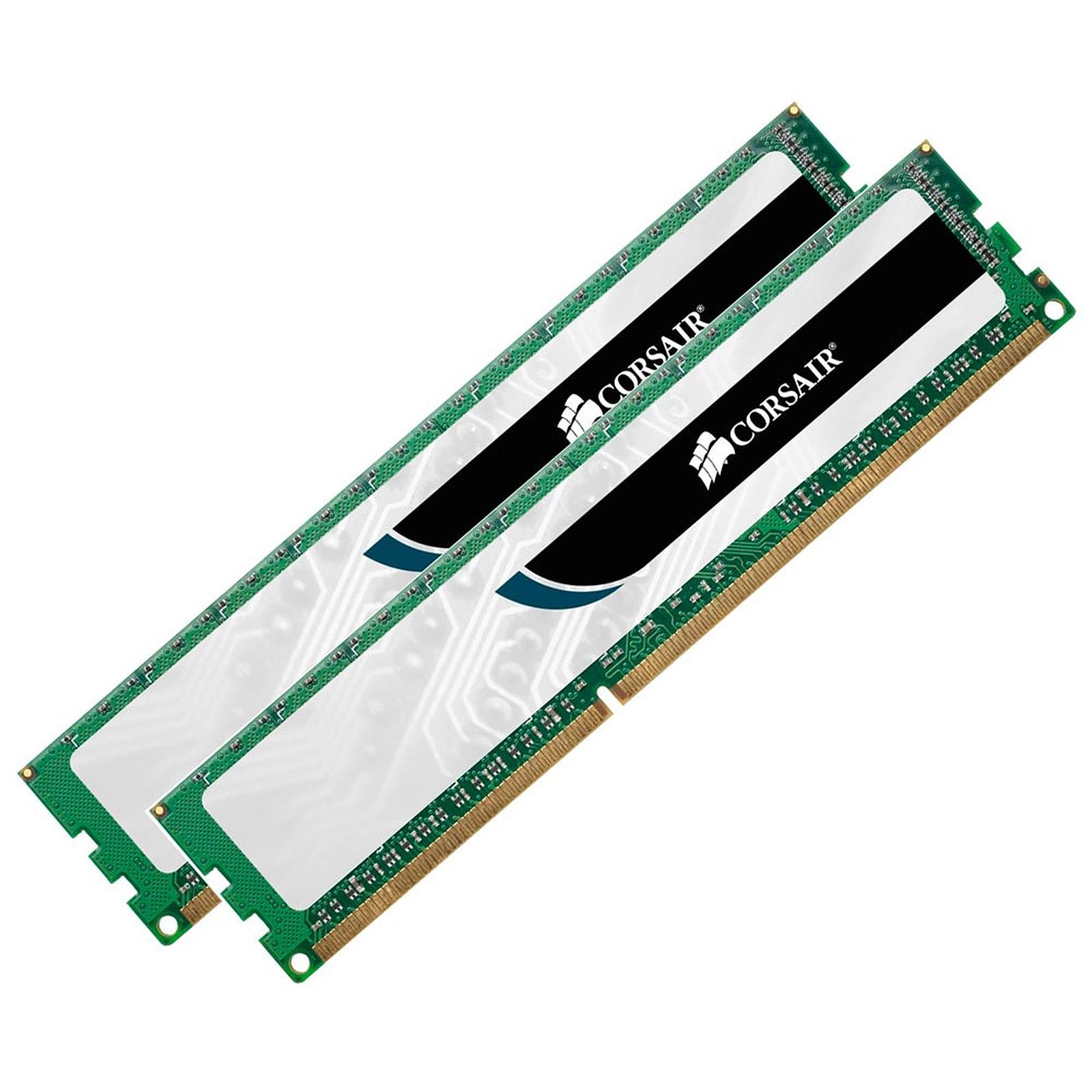Corsair Value Select 8 Go (2x 4Go) DDR3 1333MHz CL9