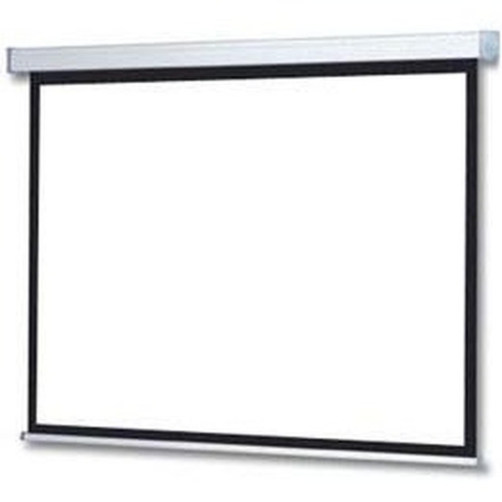 LDLC Ecran motorisé - Format 1:1 - 220 x 220 cm