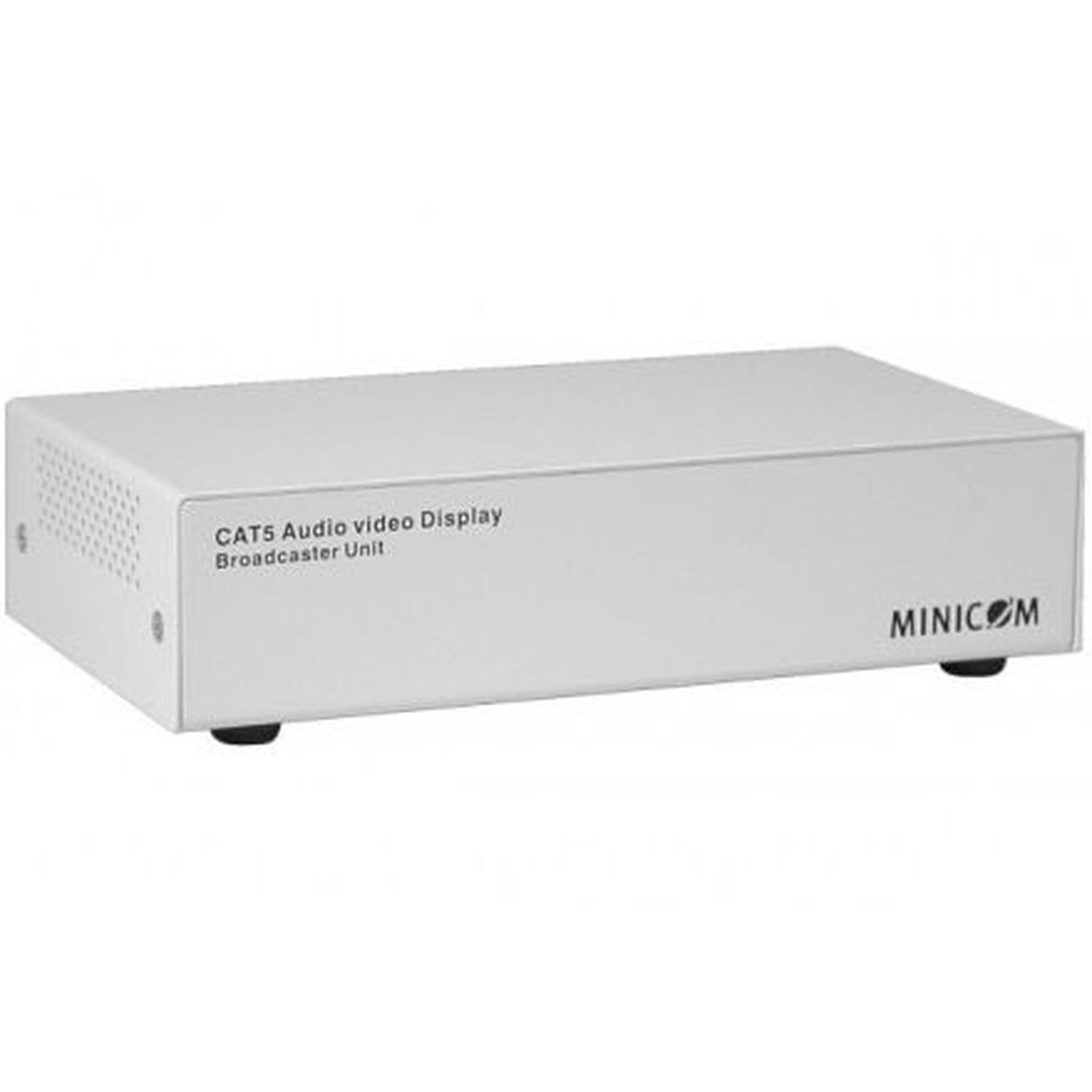 Minicom AVDS Broadcaster 8 Ports