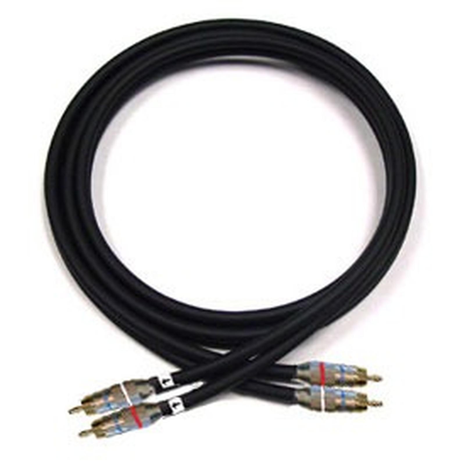 Accell UltraAudio Câble RCA stéréo 1.5 m