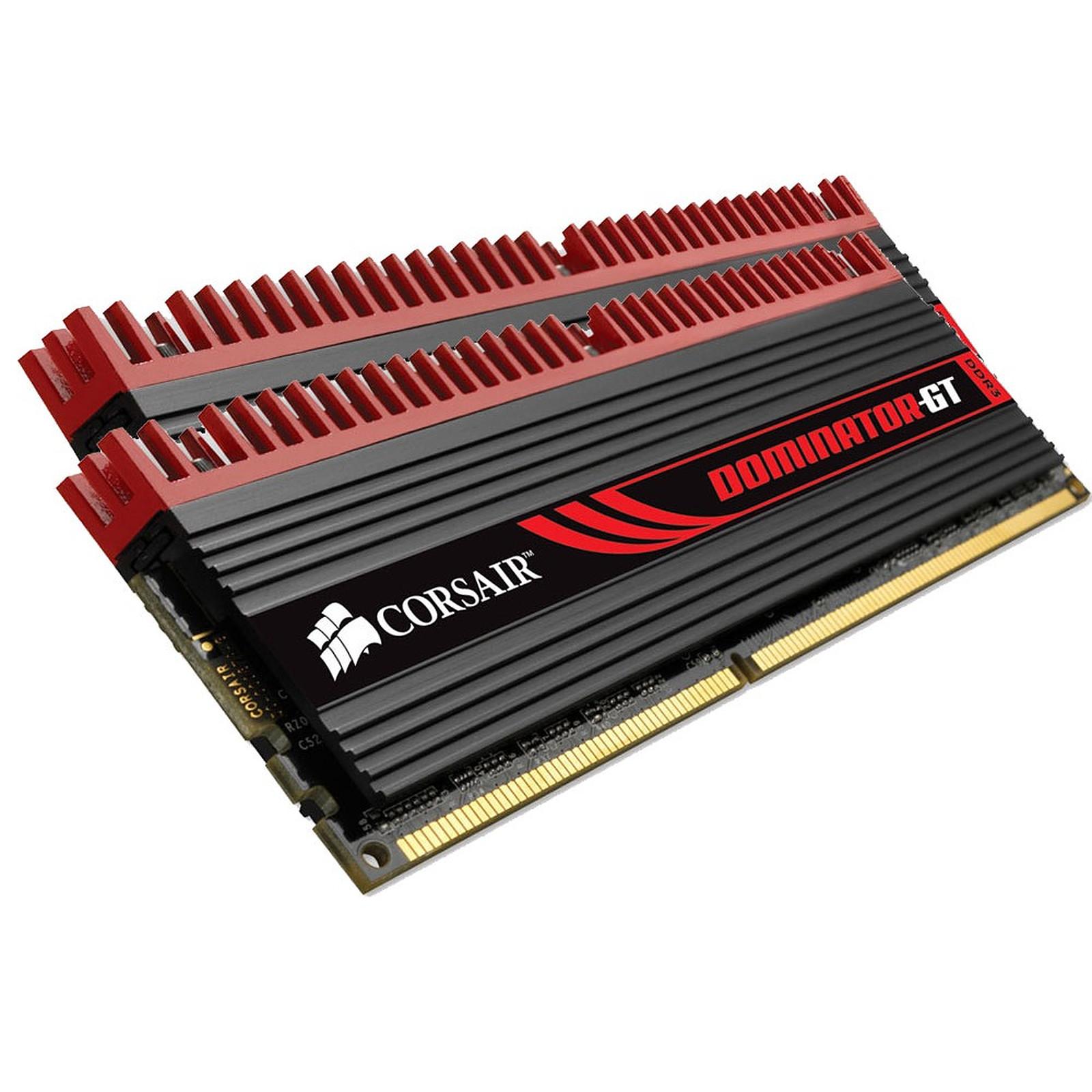 Corsair Dominator-GT 4 Go (kit 2x 2 Go) DDR3-SDRAM PC3-12800 CL7 - CMT4GX3M2A1600C7
