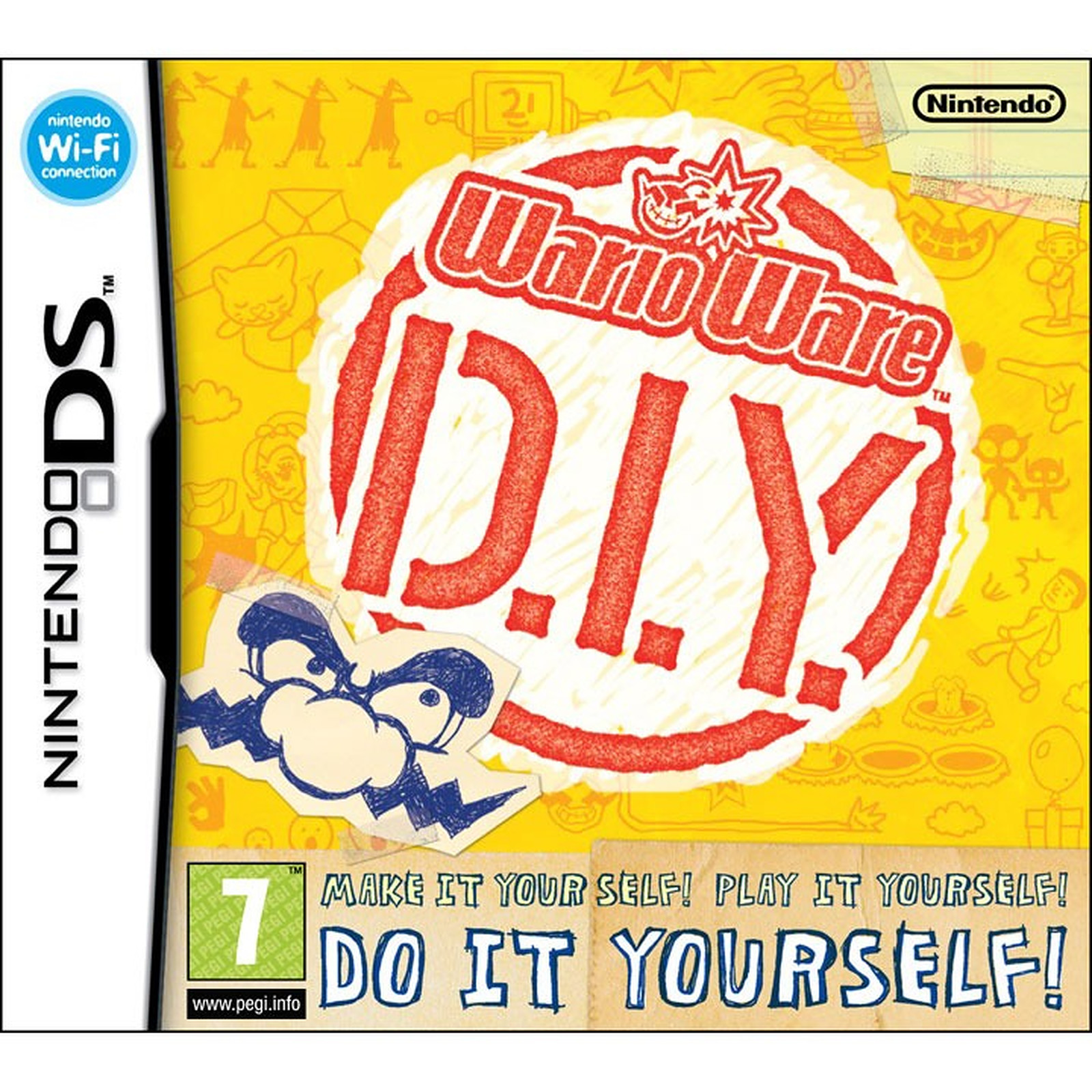 WarioWare : Do It Yourself (Nintendo DS)