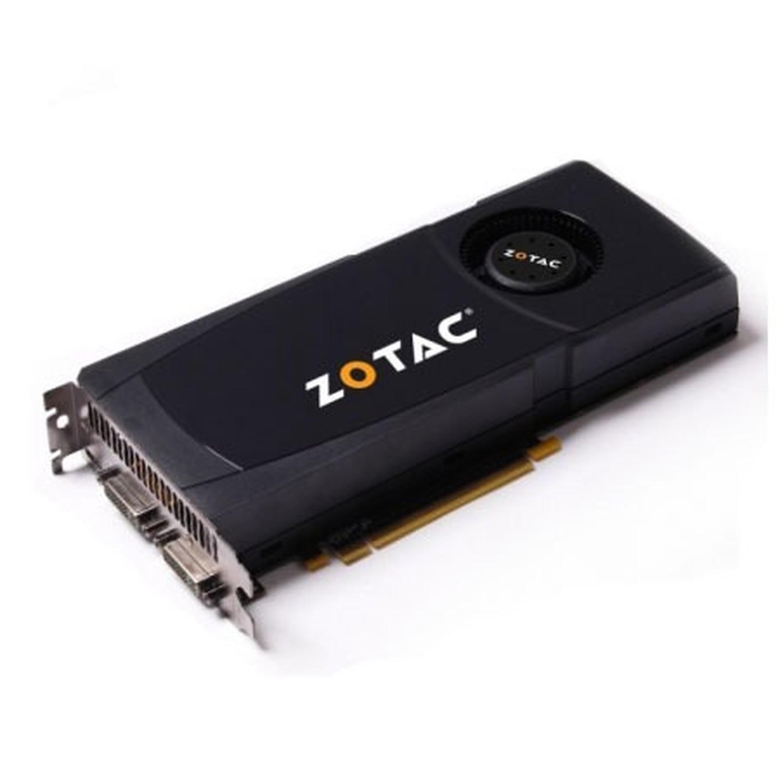 ZOTAC GeForce GTX470