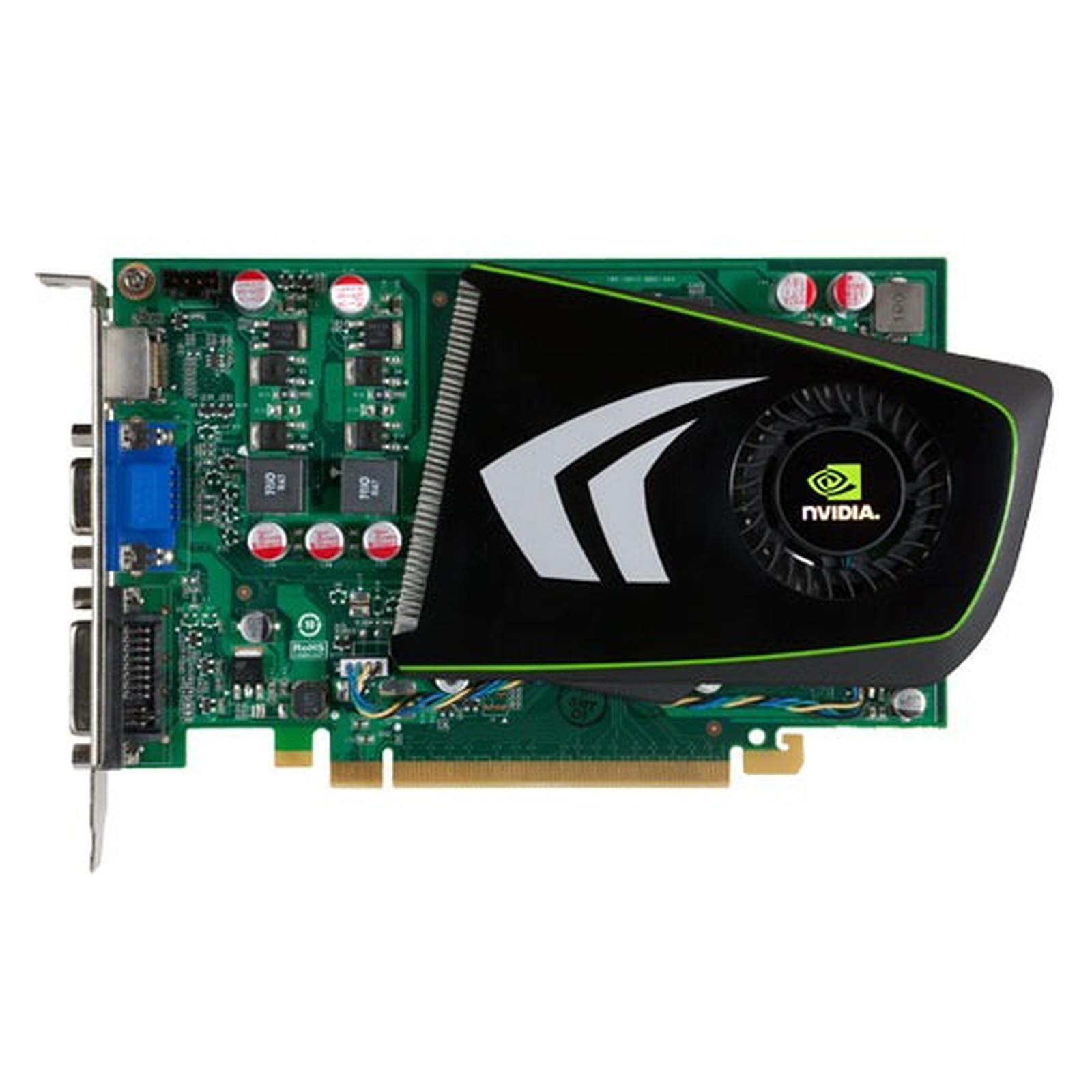 NVIDIA GeForce GT 240 512 Mo