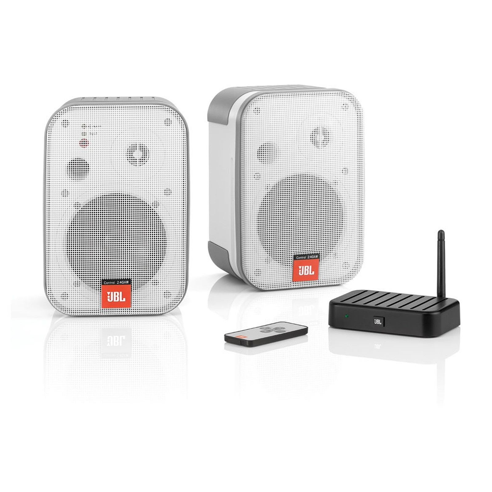 JBL Control 2.4G AW Blanc (par paire)