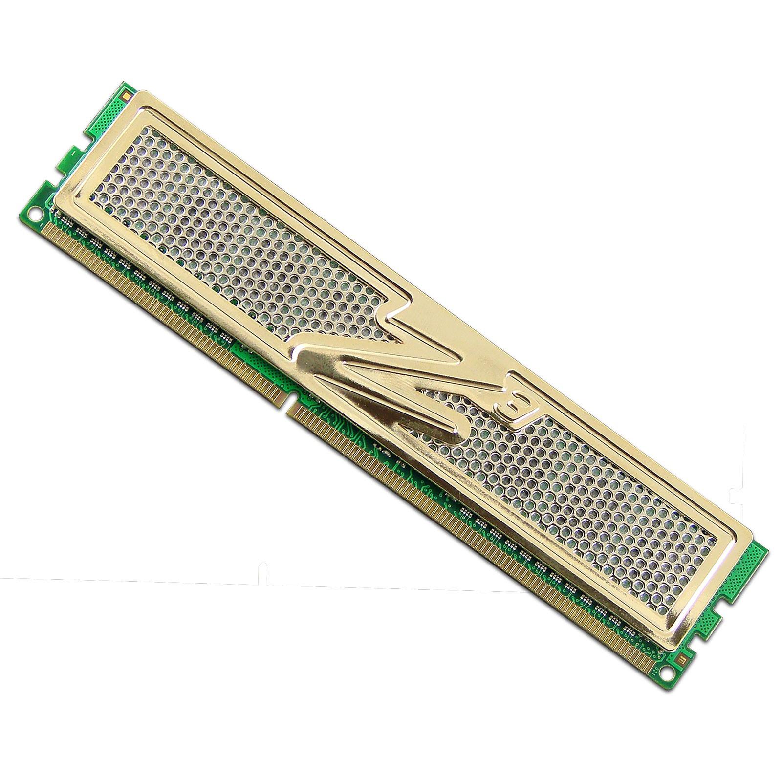 OCZ Gold Edition 4 Go DDR3 1333 MHz