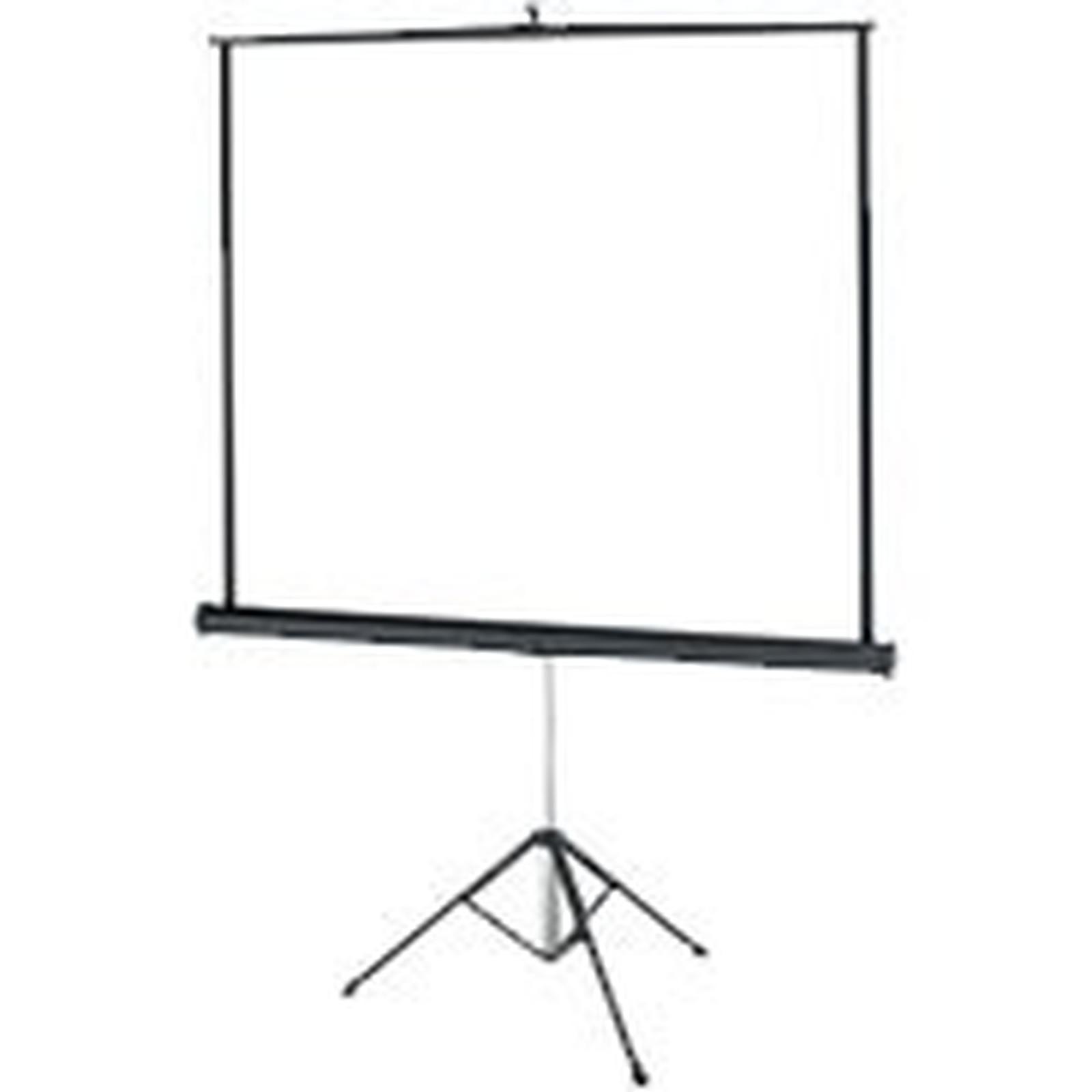 Procolor STAR - Ecran trépied - Format 1:1 - 219 x 219 cm