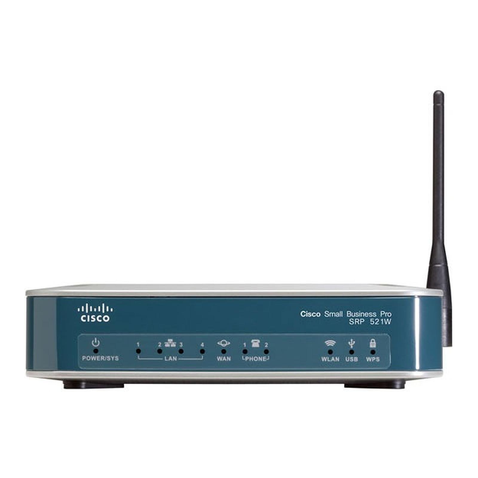 Cisco Small Business Pro SRP 521W
