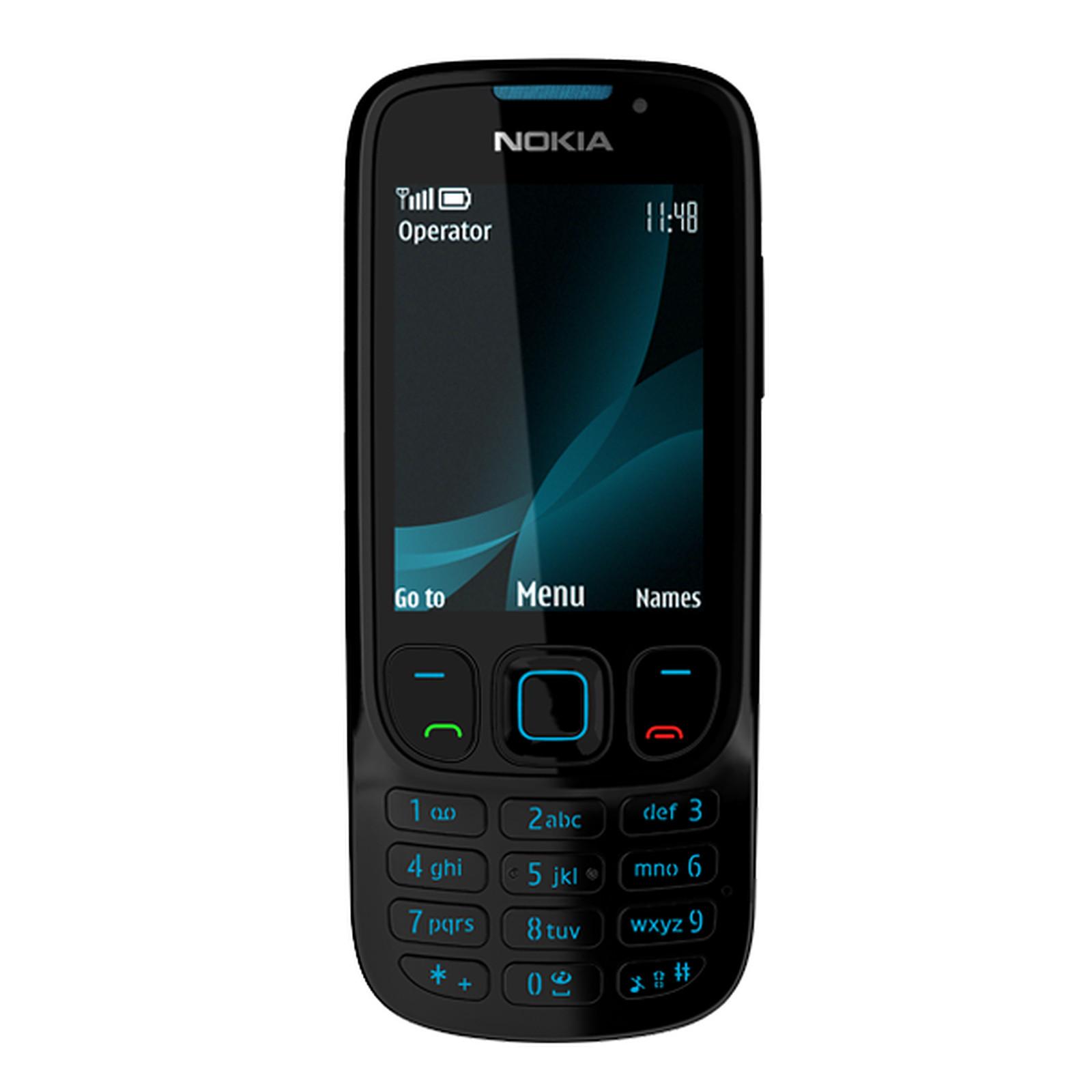 Nokia 6303i classic Noir