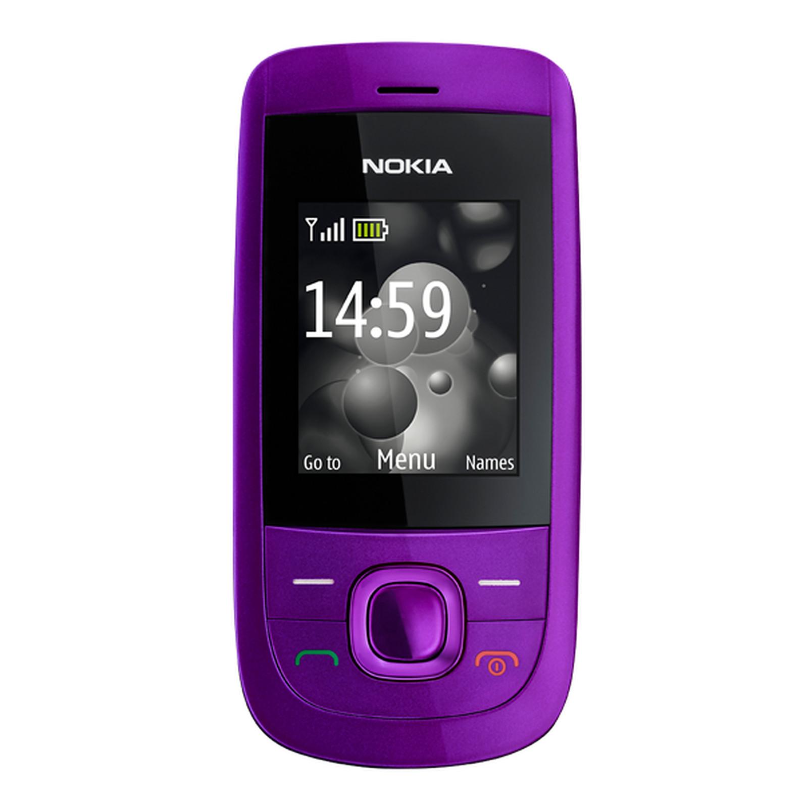 Nokia 2220 Slide Violet