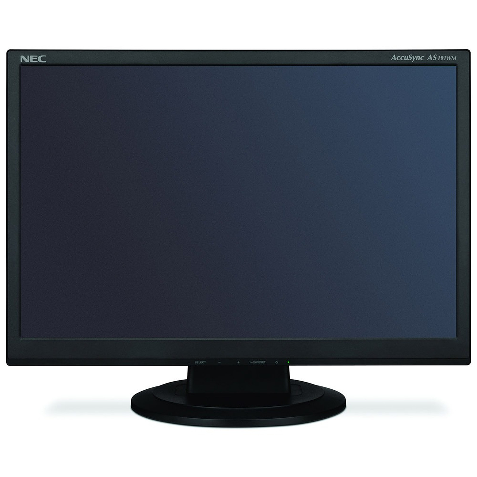 NEC AccuSync AS191WM