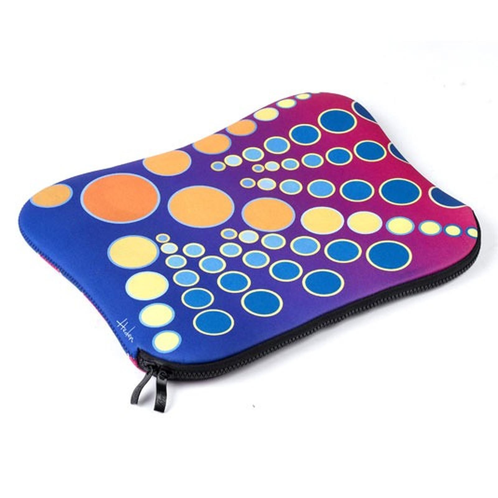 """Heden housse pour ordinateur portable (jusqu'à 16"""") - (design """"Disco"""")"""