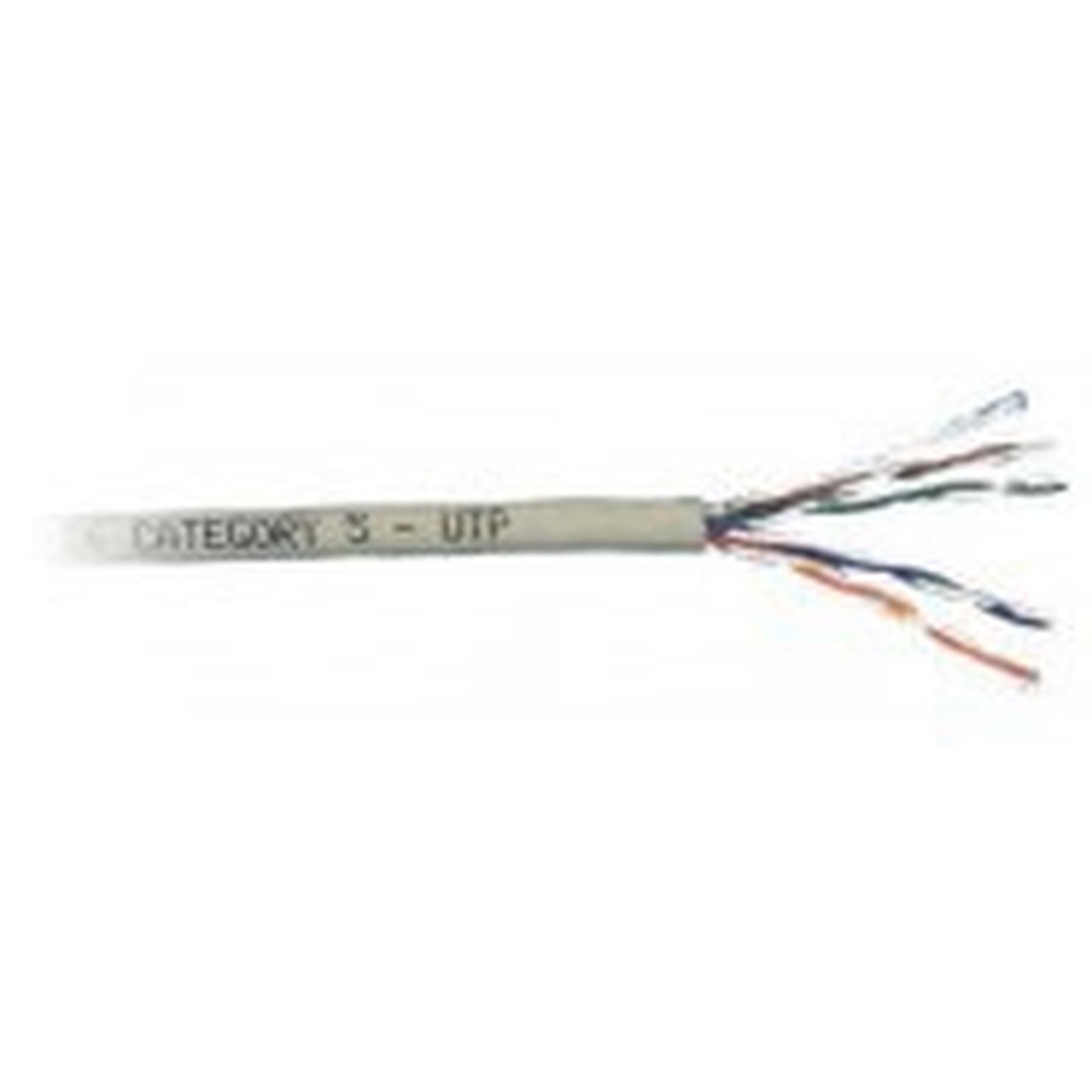 Câble Multibrin RJ45 catégorie 5e UTP 1000 mètres