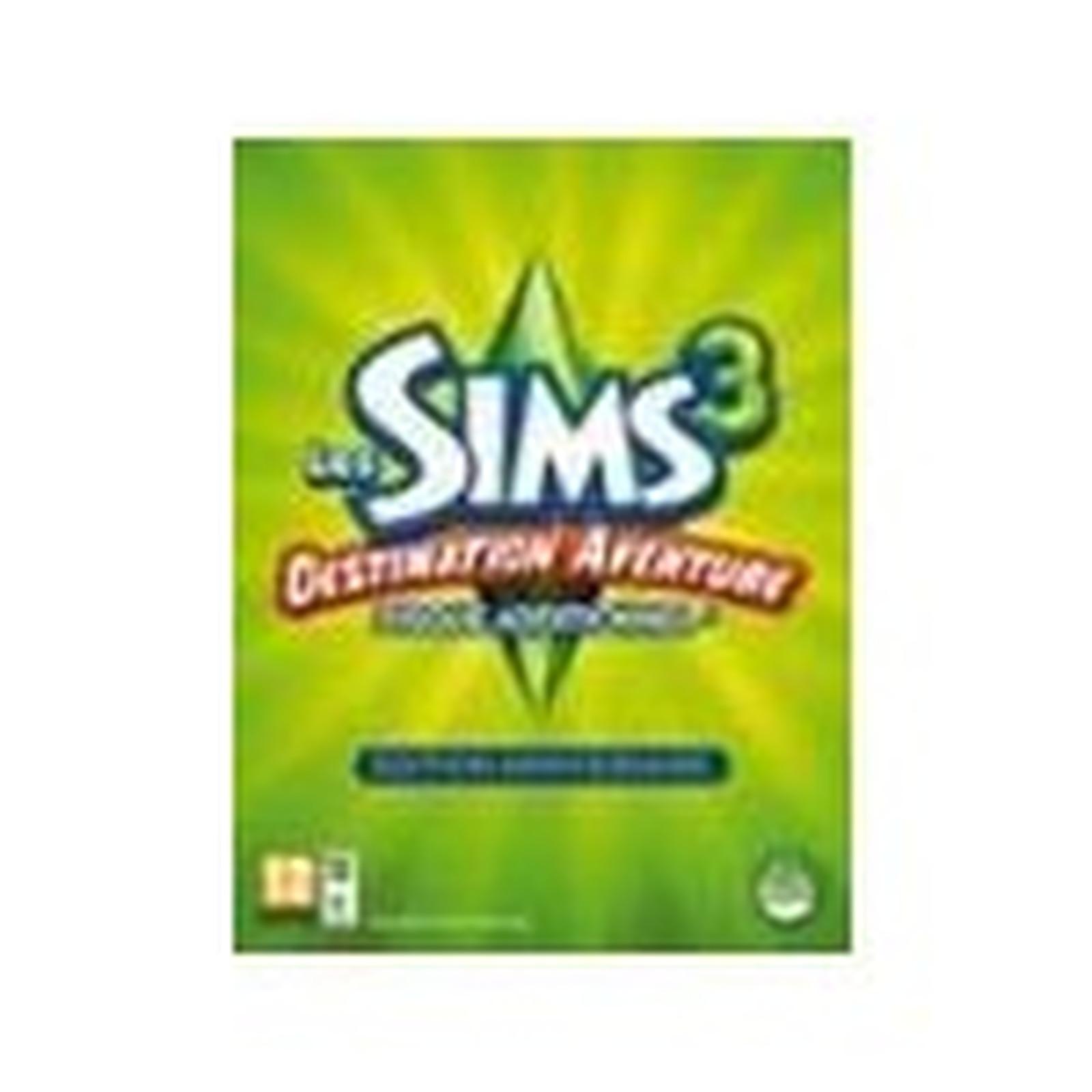 Les Sims 3 - Destination Aventure (PC/MAC)