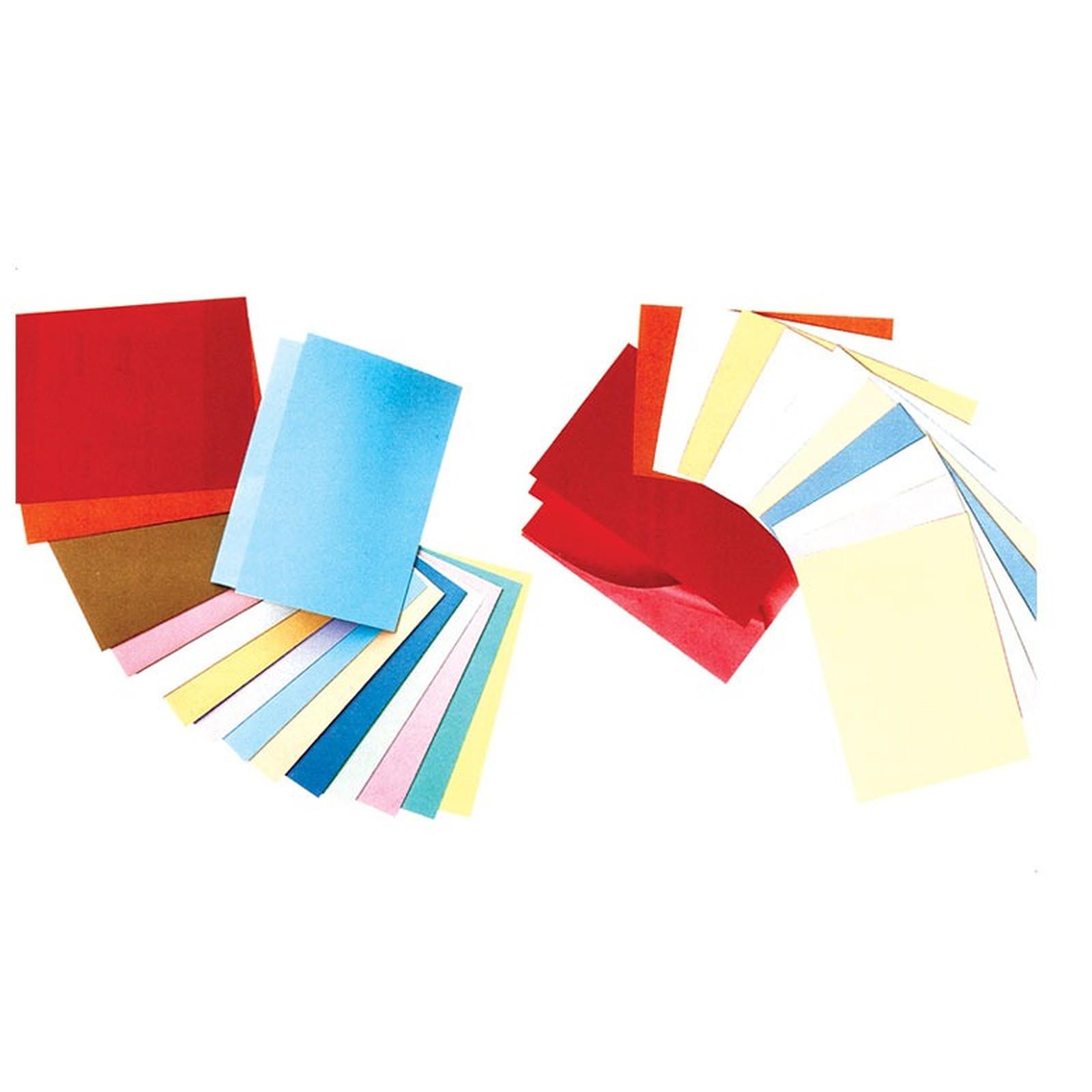 Rainex 100 Chemises  24 x 32 cm 250 g Assortiment de coloris