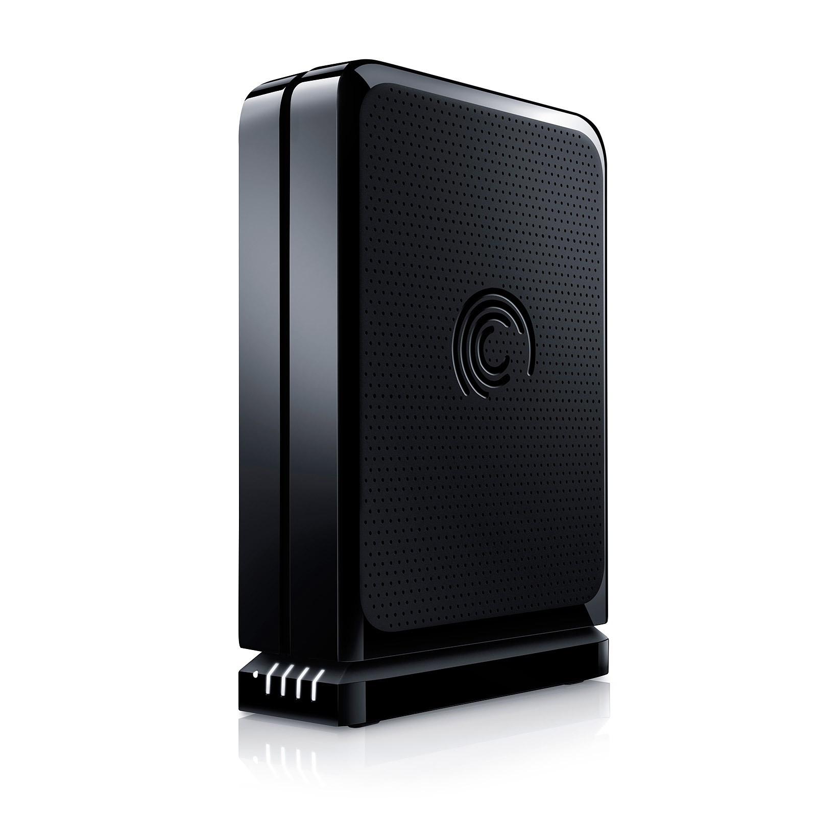Seagate FreeAgent GoFlex Desk 1 To Noir (USB 2.0)