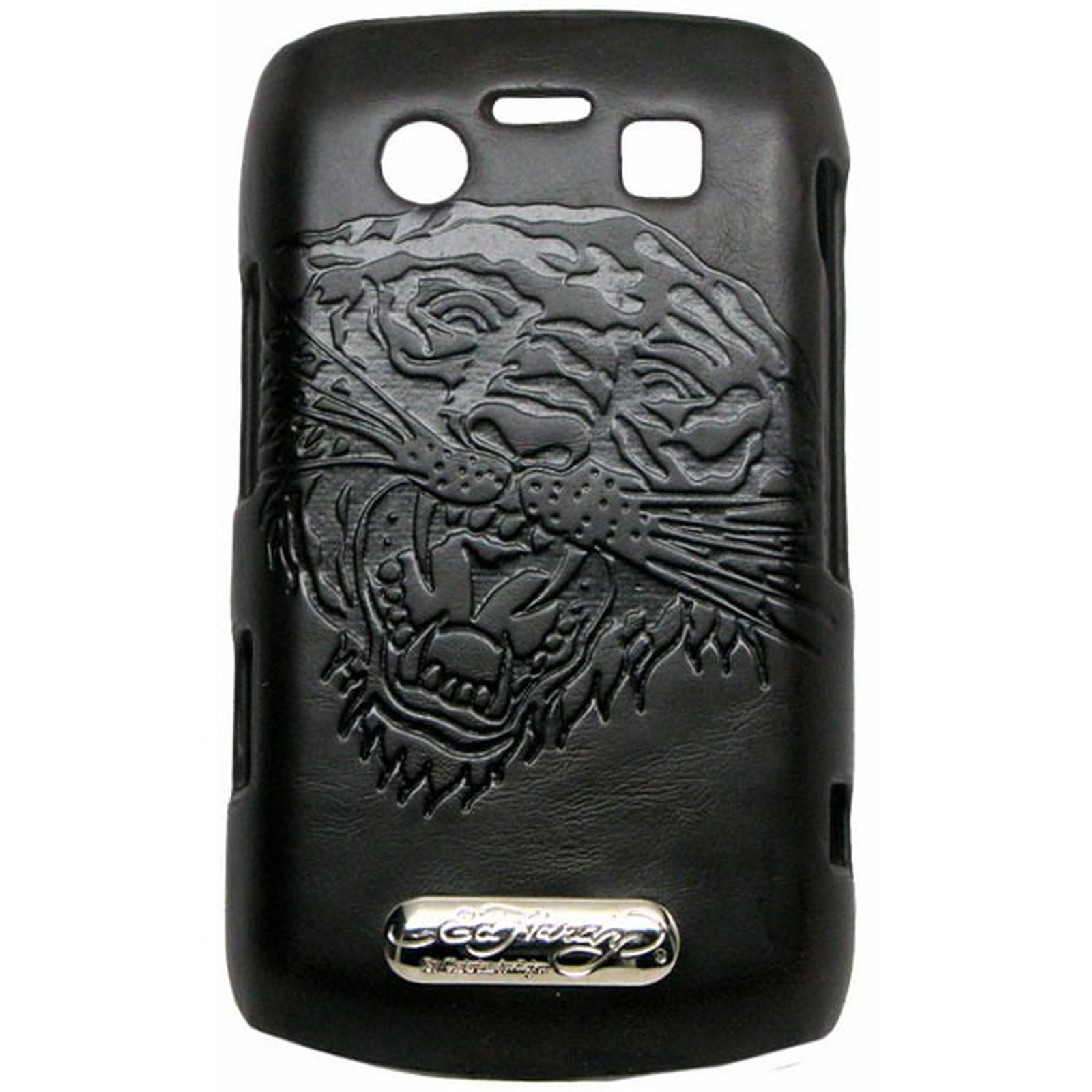 "Ed Hardy - Executive Faceplate BlackBerry Bold 9700 ""Tiger"" Black"
