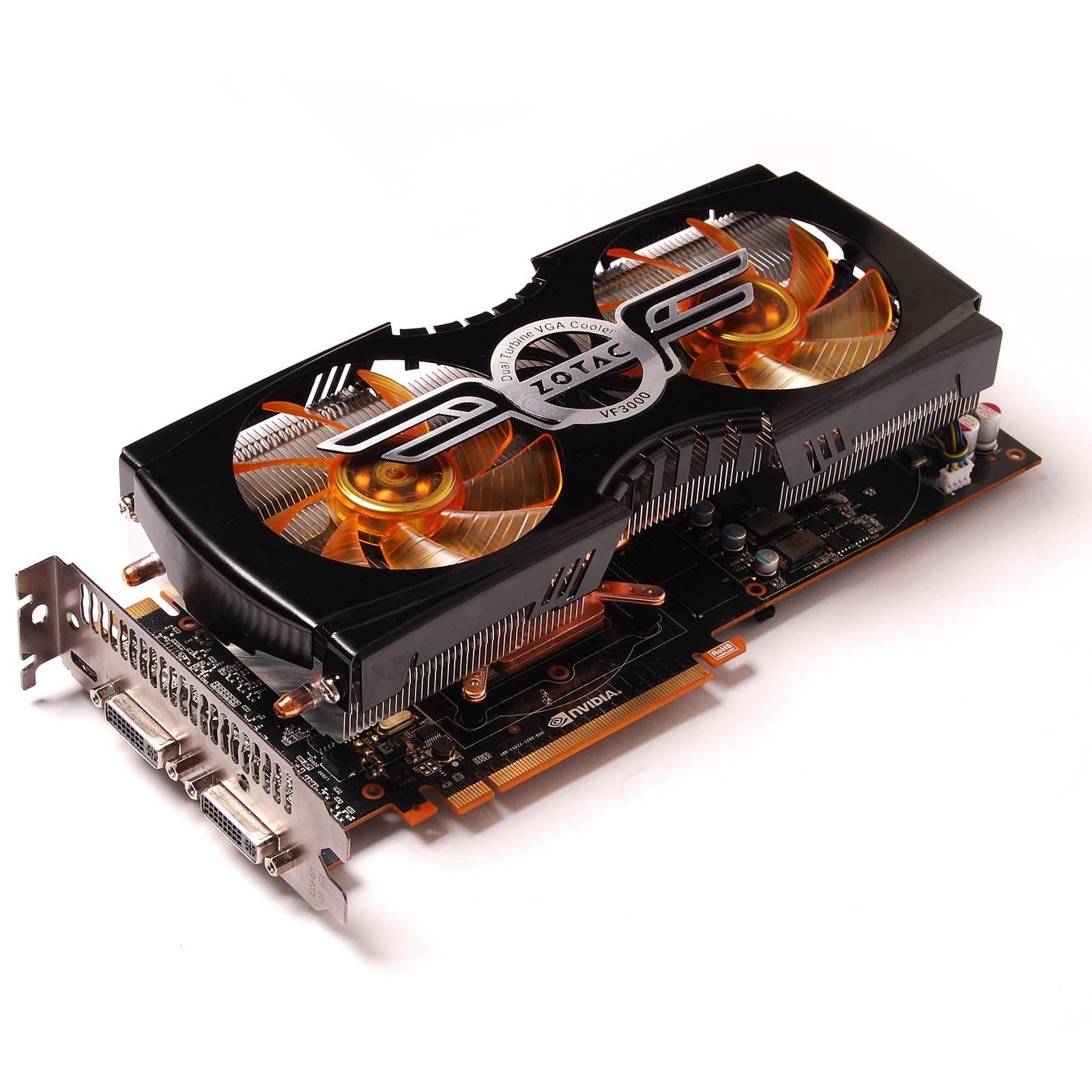 ZOTAC GeForce GTX 480 AMP! Edition 1536 MB + Just Cause 2 offert